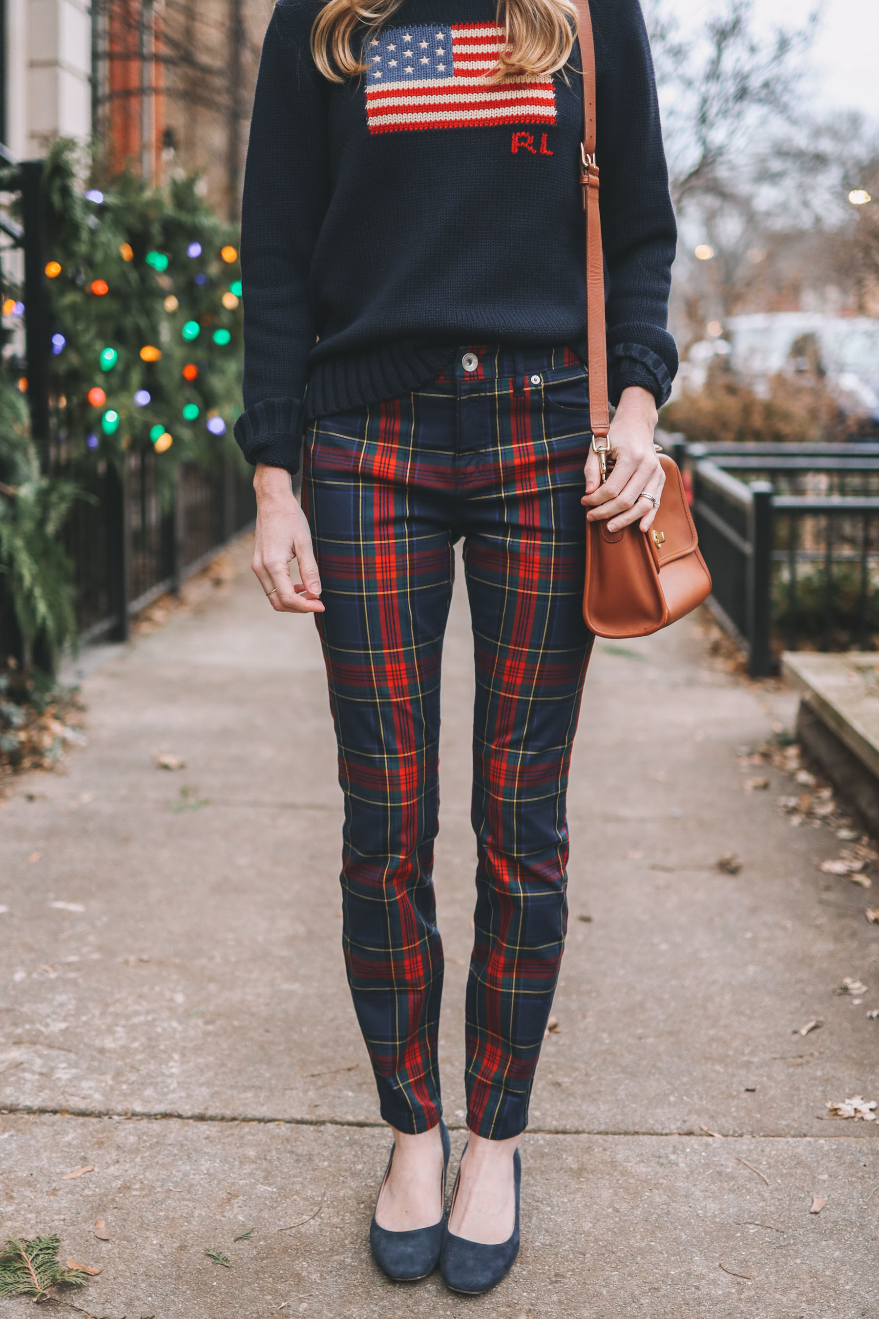 Vineyard Vines Plaid Party Jeans