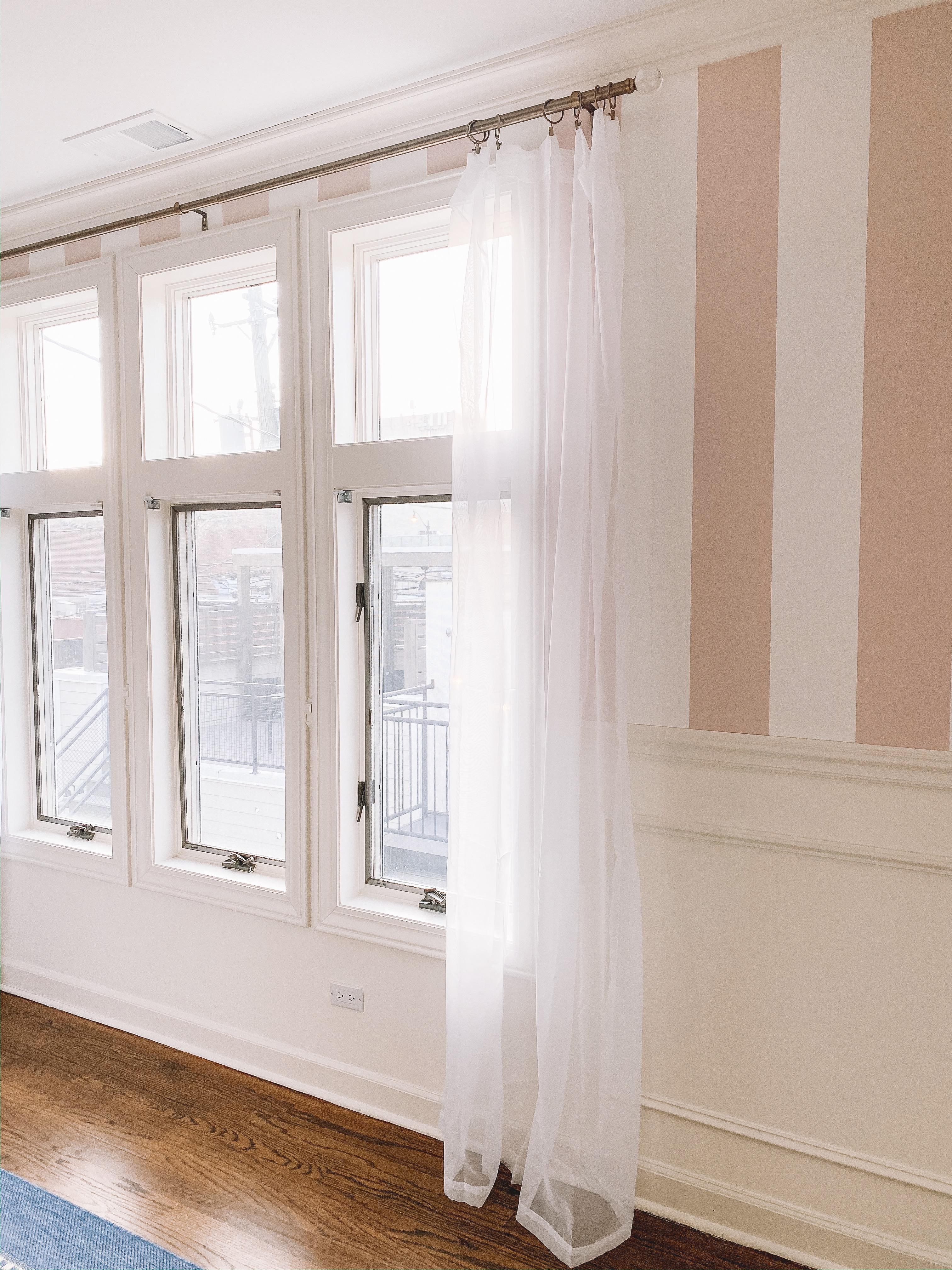 The Drawn Company easy custom drapes