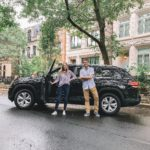 Mitch and Kelly With Their VW Atlas