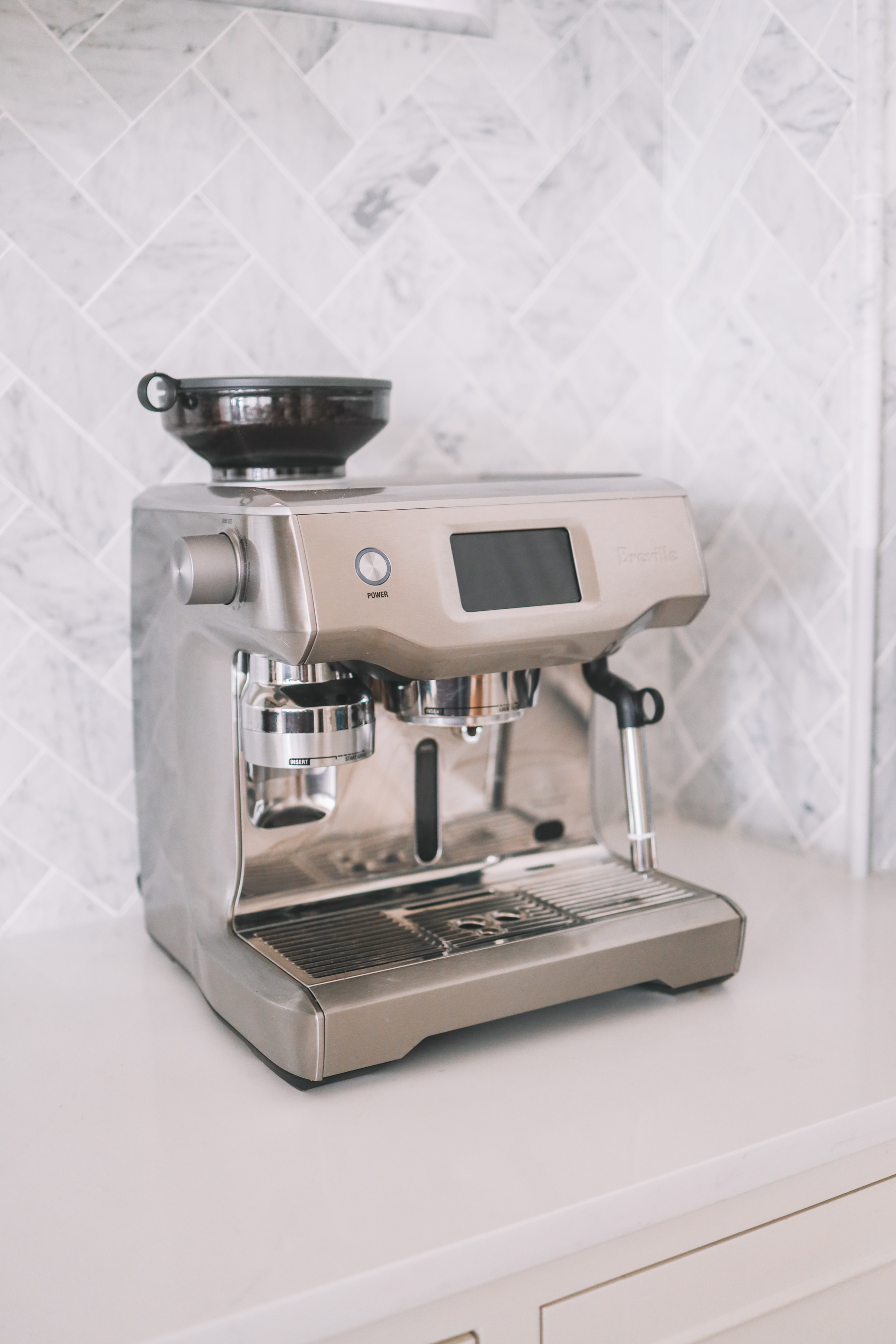 Breville Oracle Touch + Precision Brewer