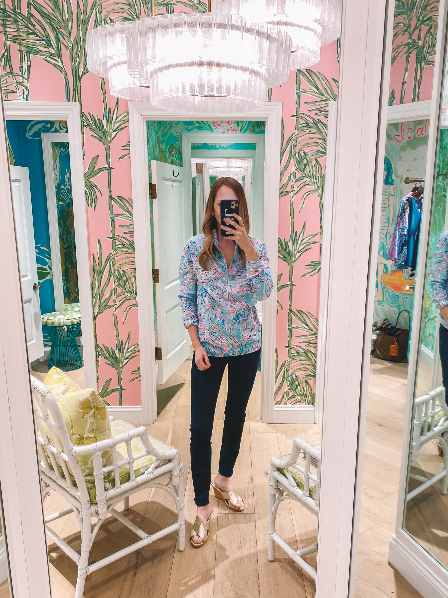 Lilly Pulitzer APS Try-On