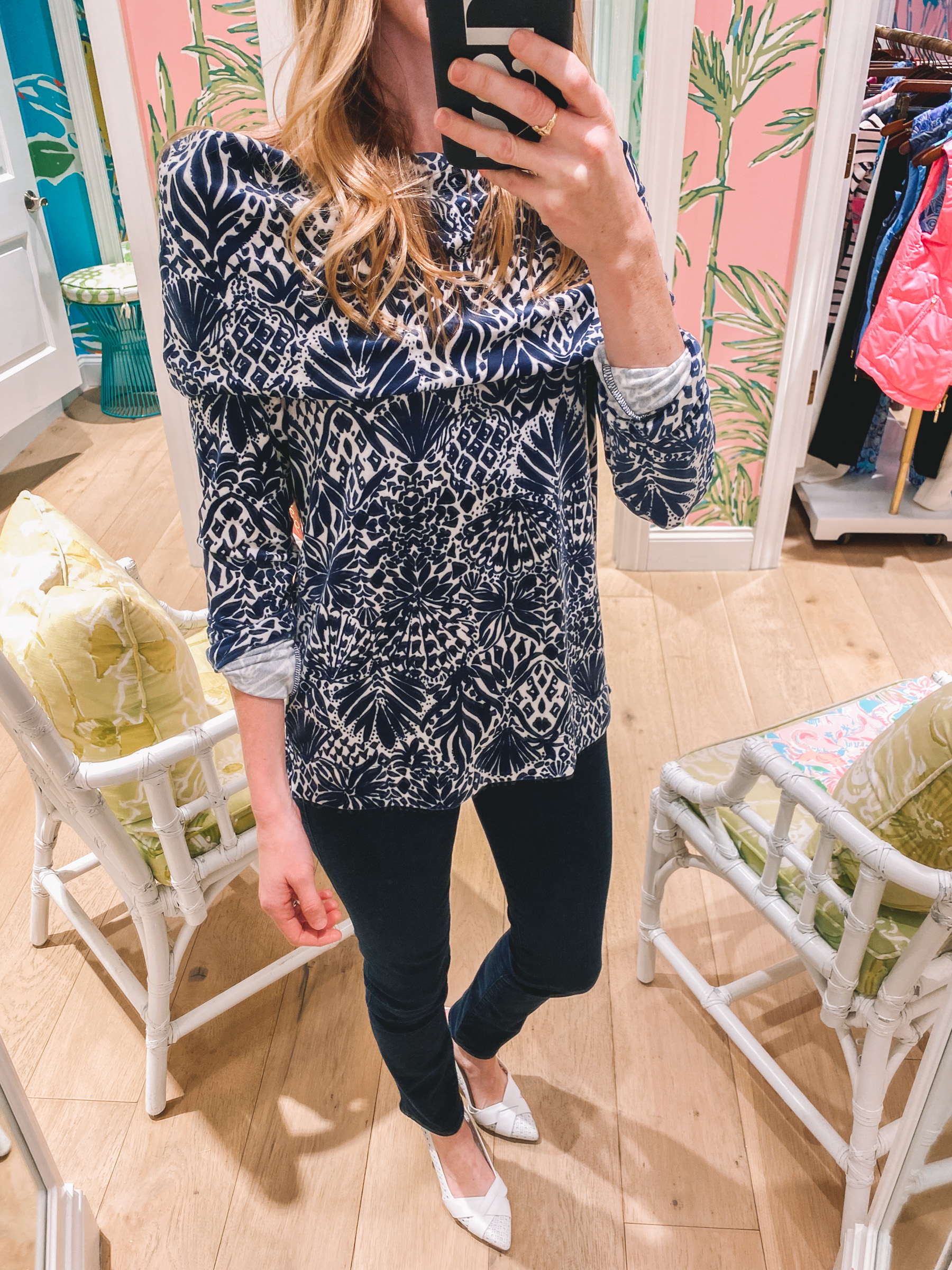 Lilly Pulitzer Sale Try On, Part I + An Extra Chance to win