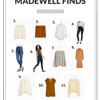 Madewell Finds