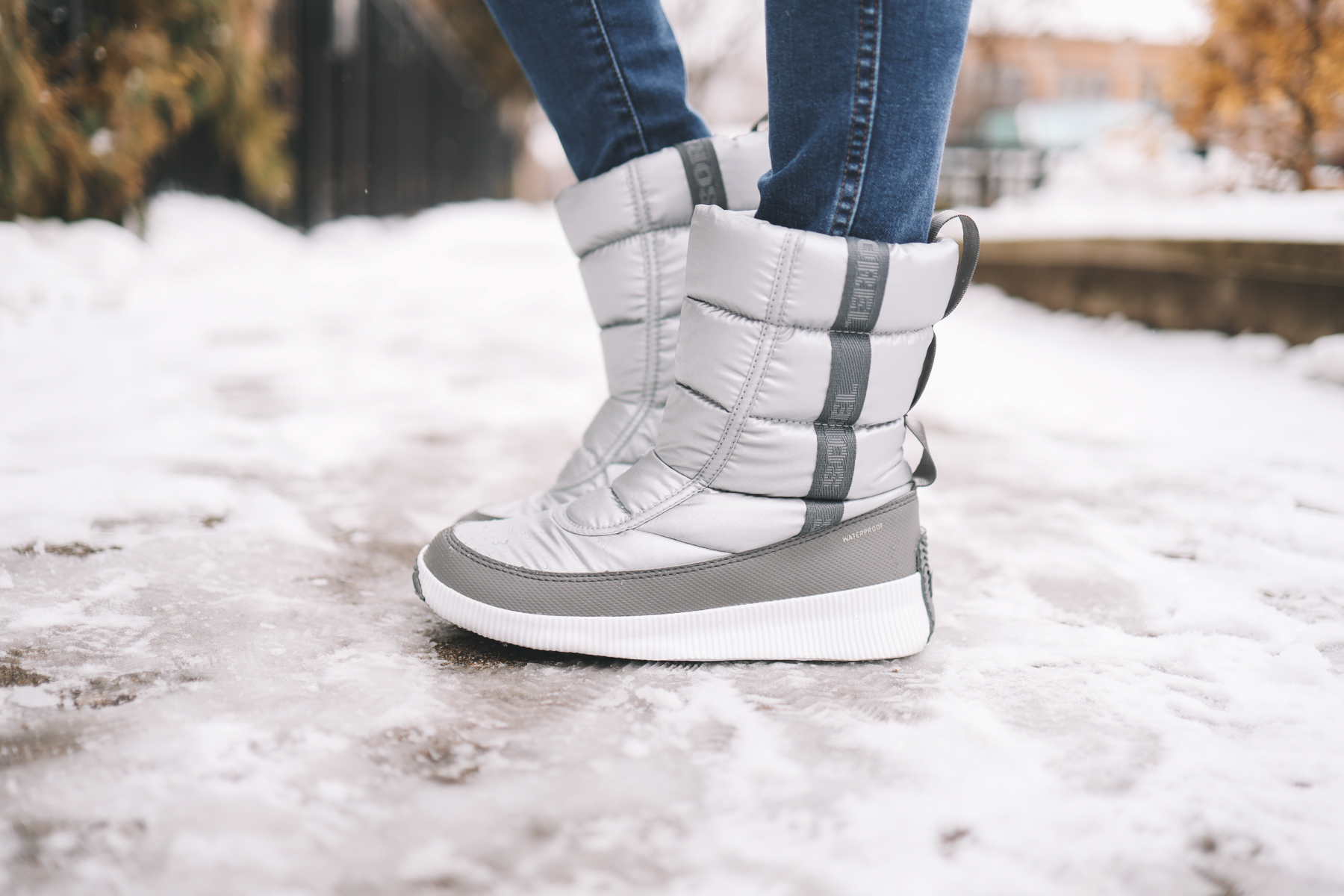 Sorel Waterproof Snow Boots
