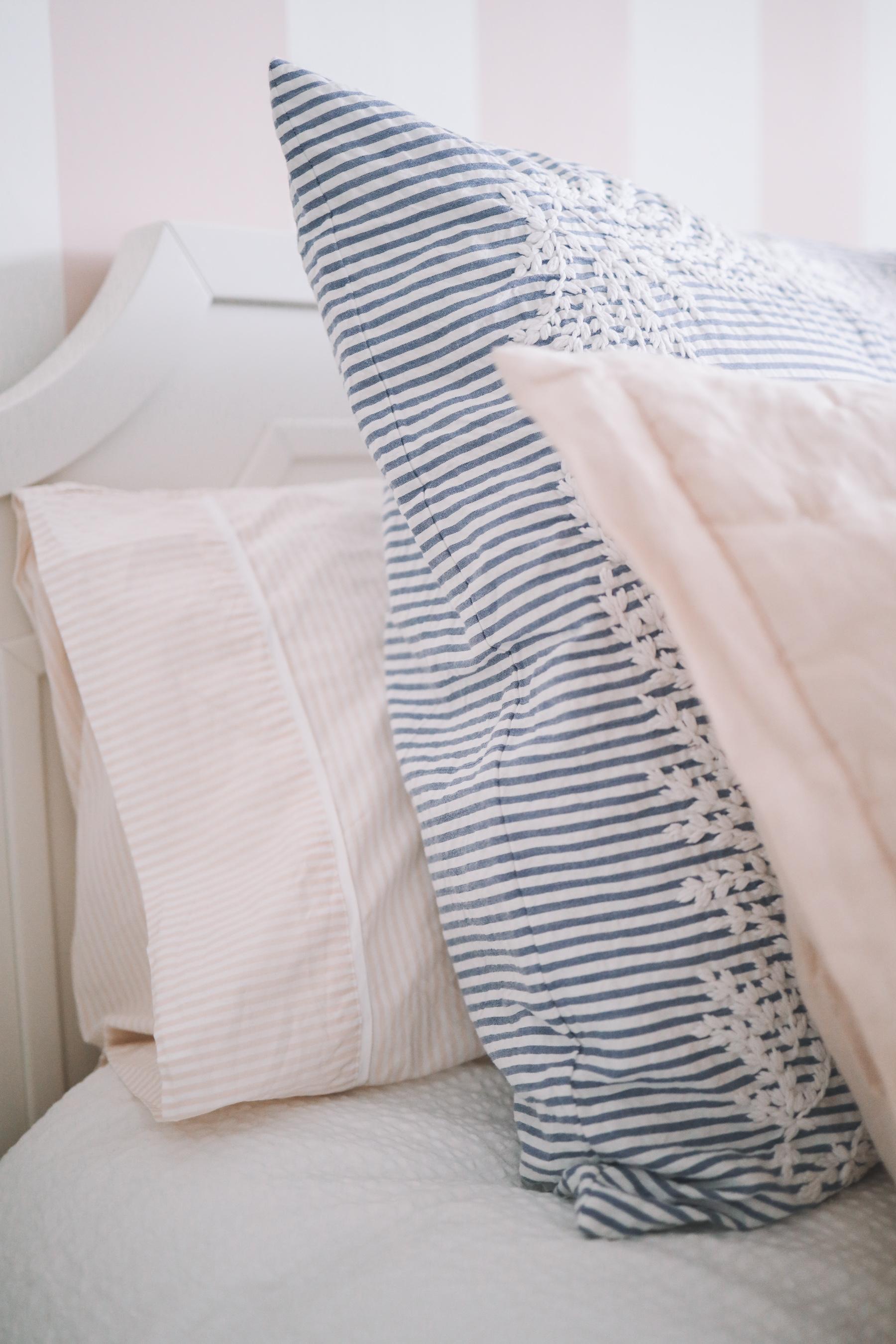 Oxford Stripe Sheet Set