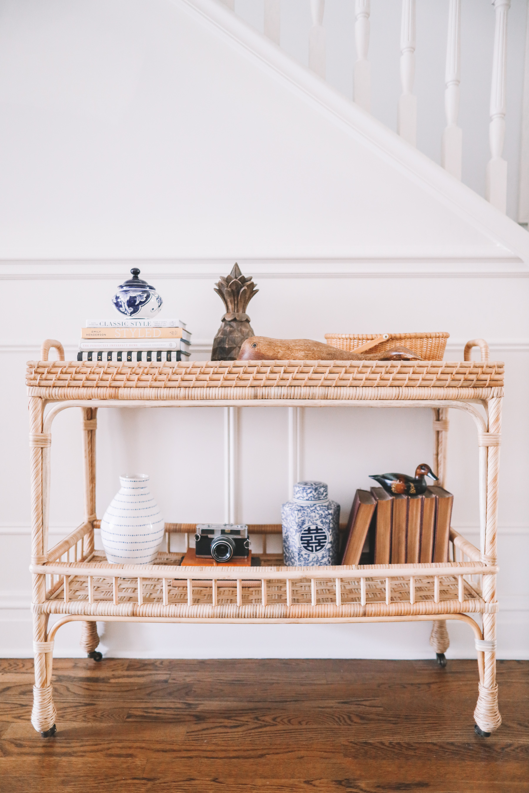Styling A Bar Cart Kelly In The City Lifestyle Blog