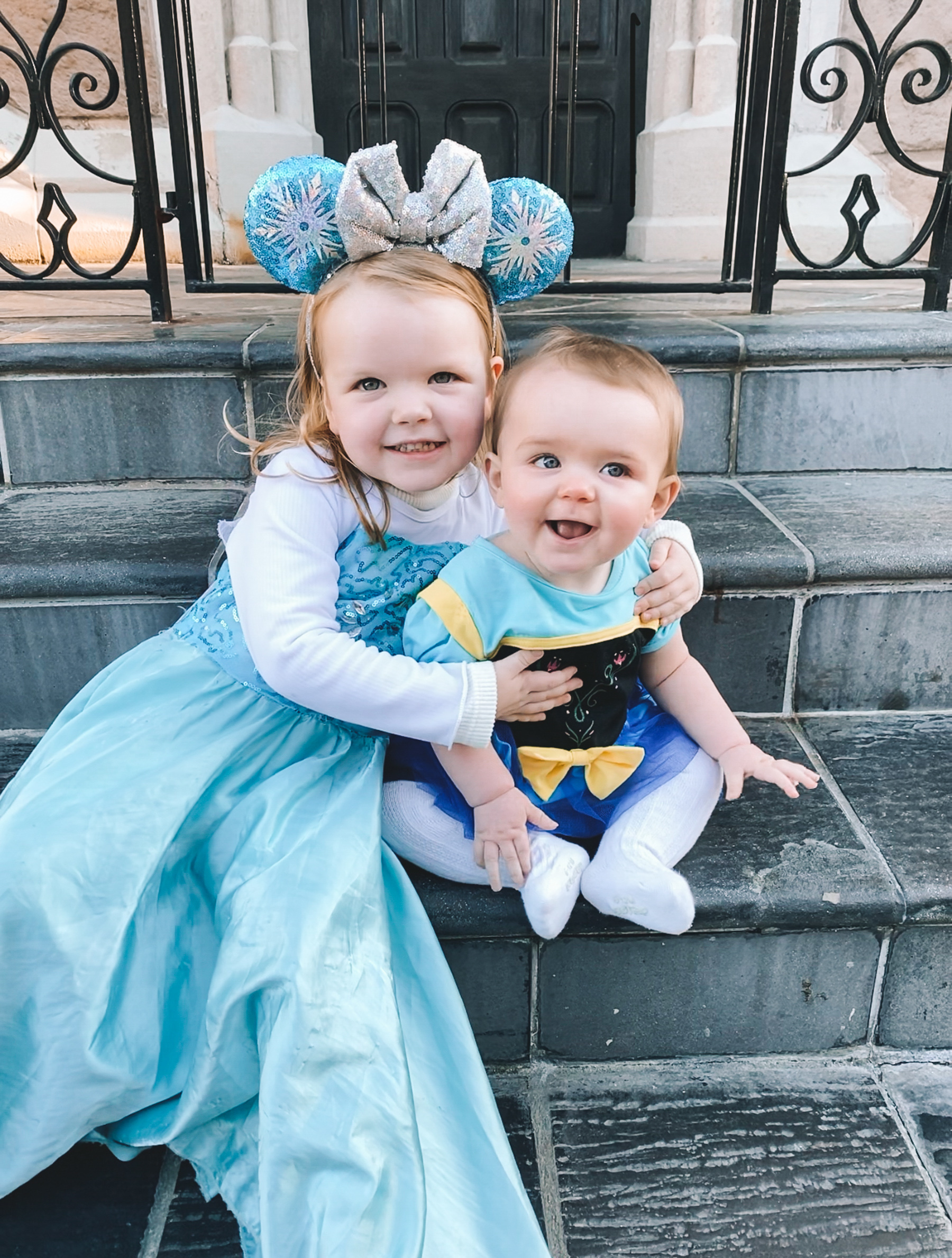 Disney World in 2 Days with 2 Littles