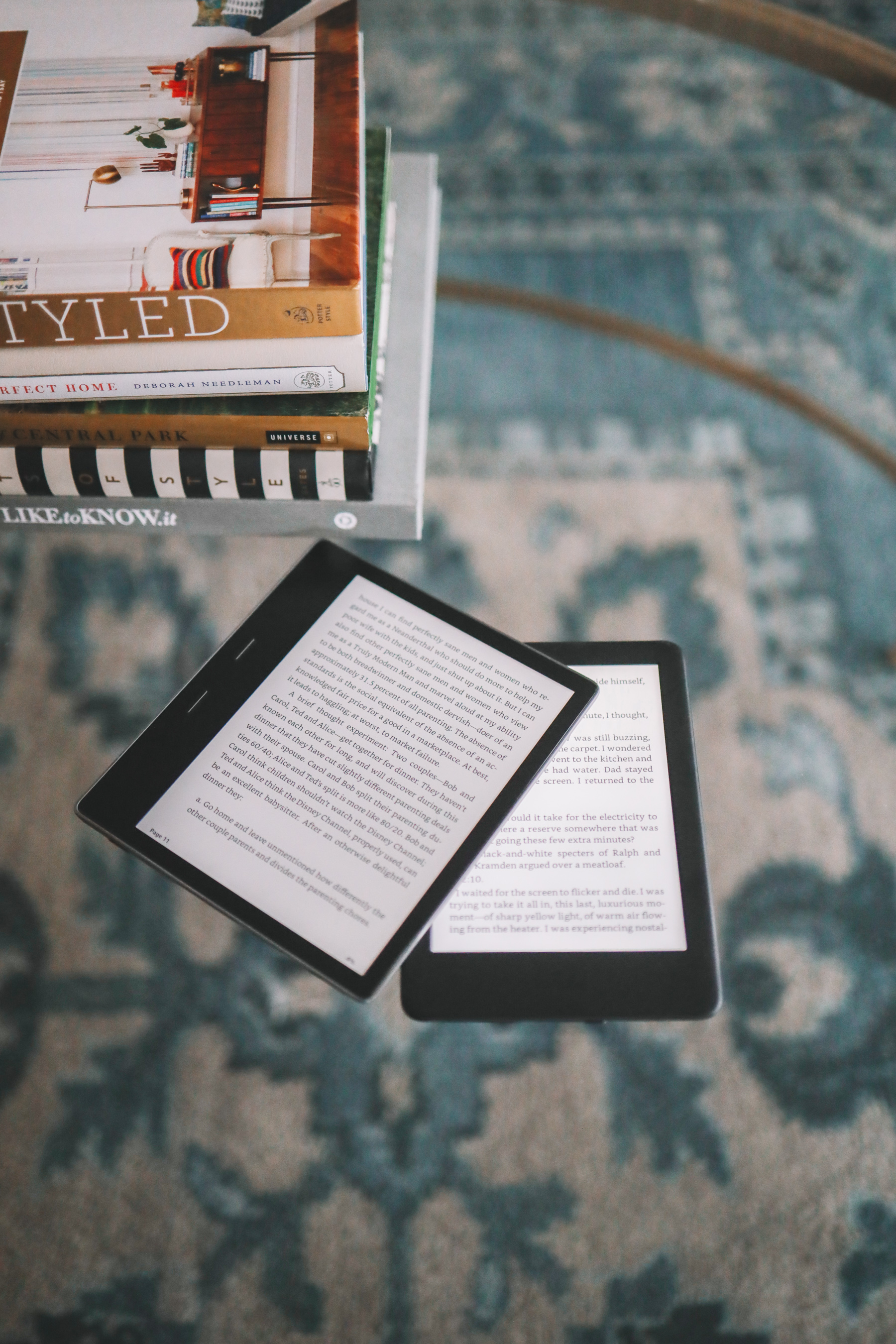 Mitch's Kindle Review