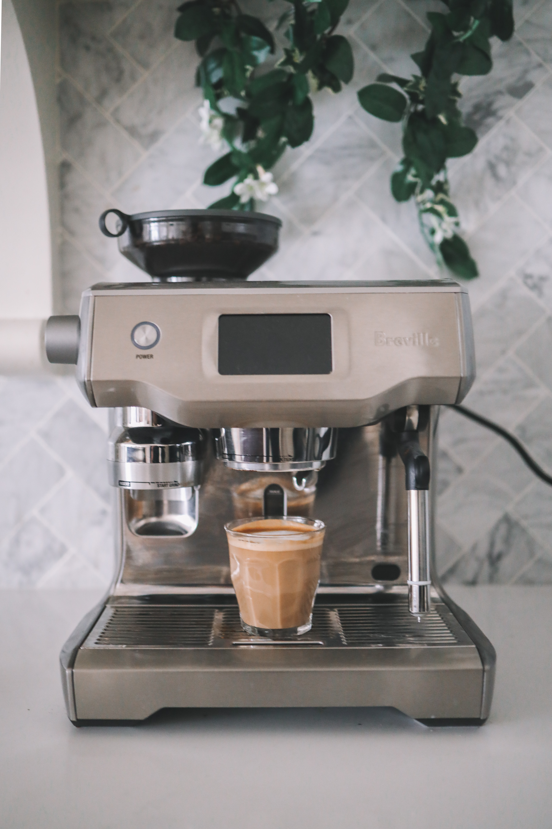 Breville Oracle Touch Tutorial