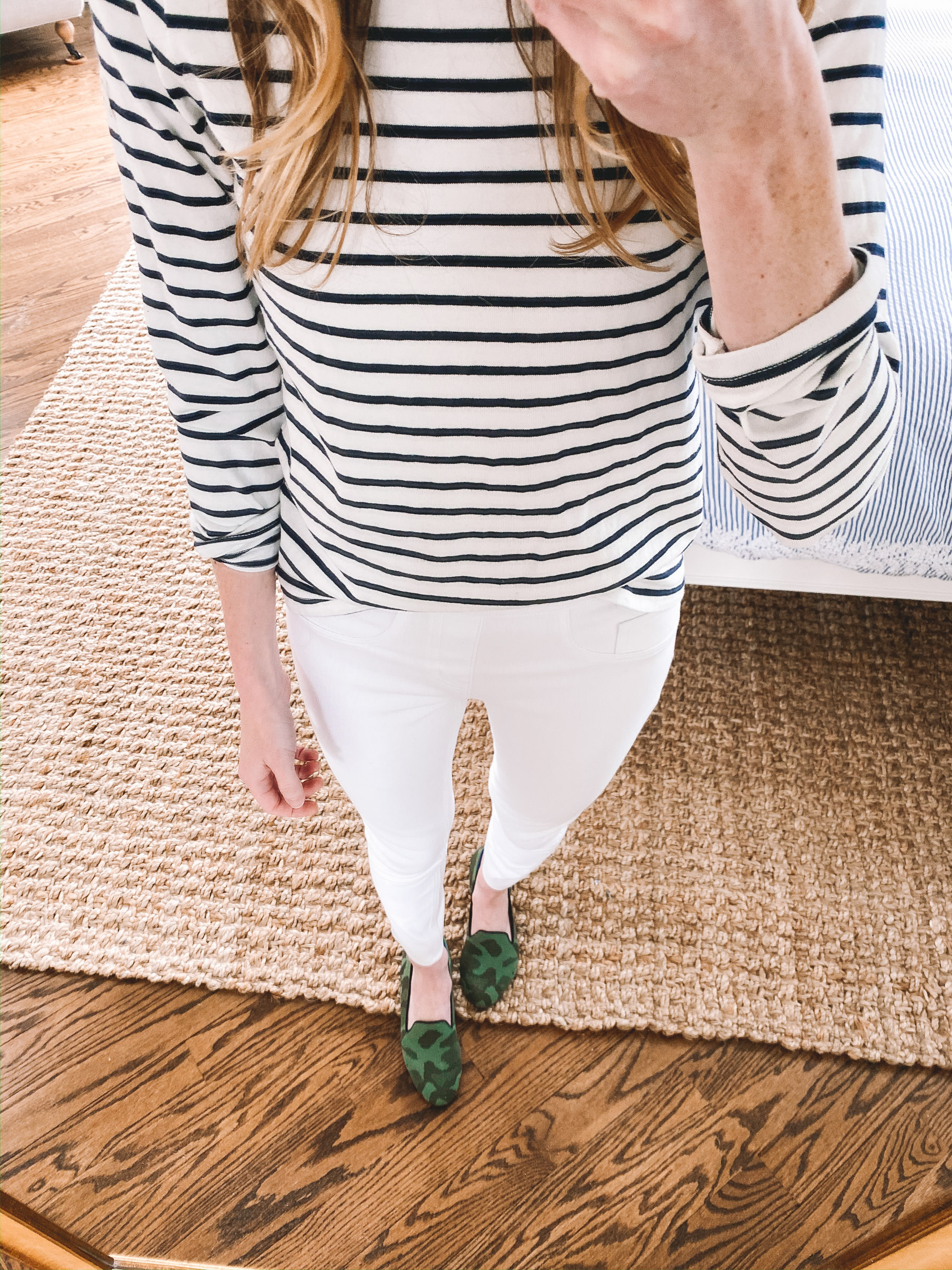 Joules Breton Striped Top