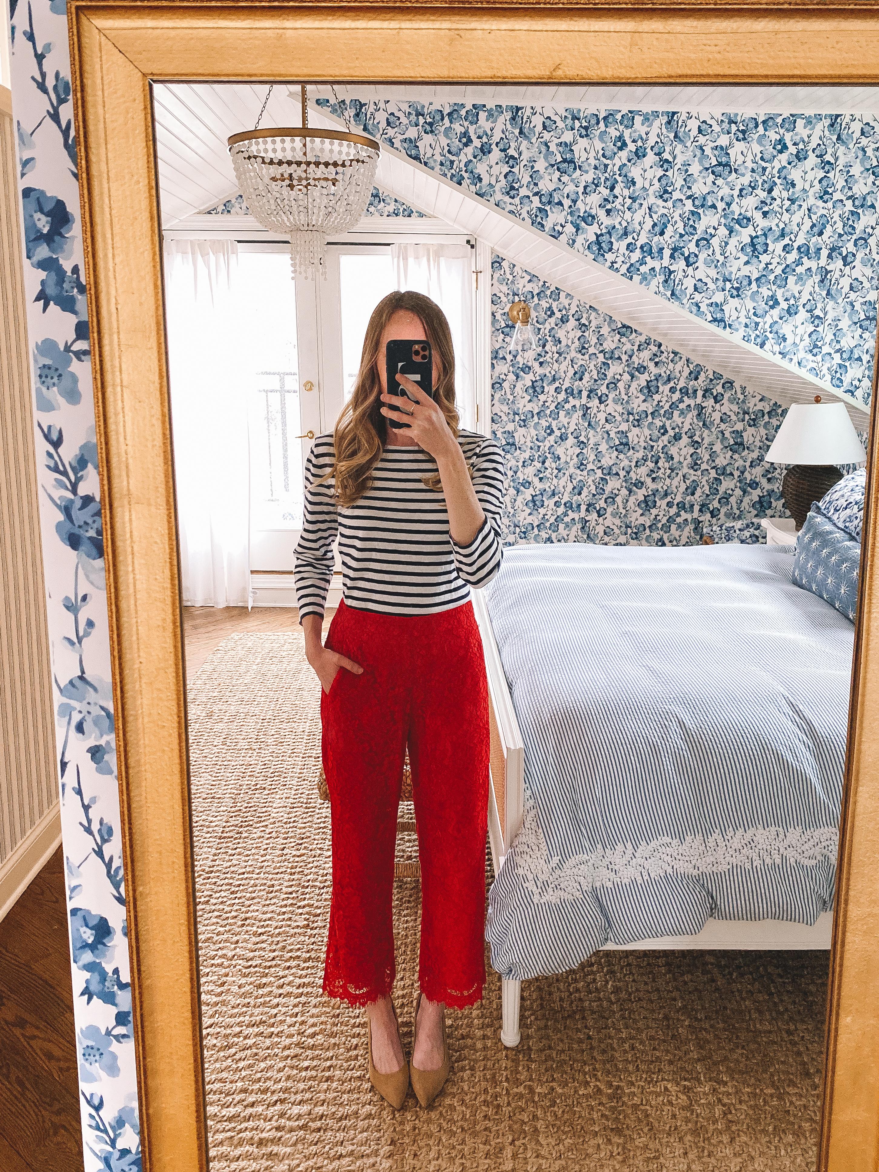 cute pairs of J.Crew pants