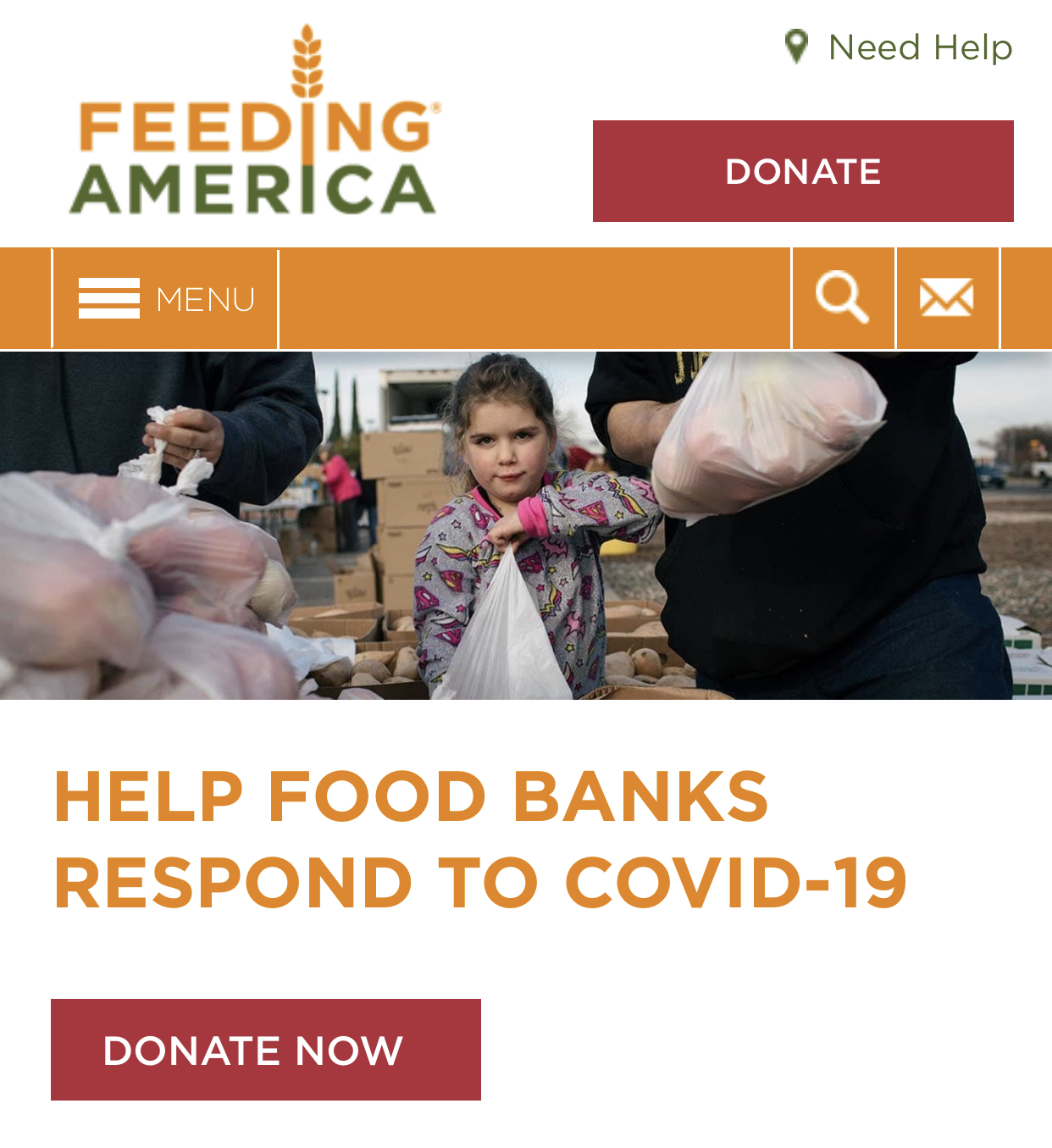 Easy Ways to Donate Food + Support Small Businesses
