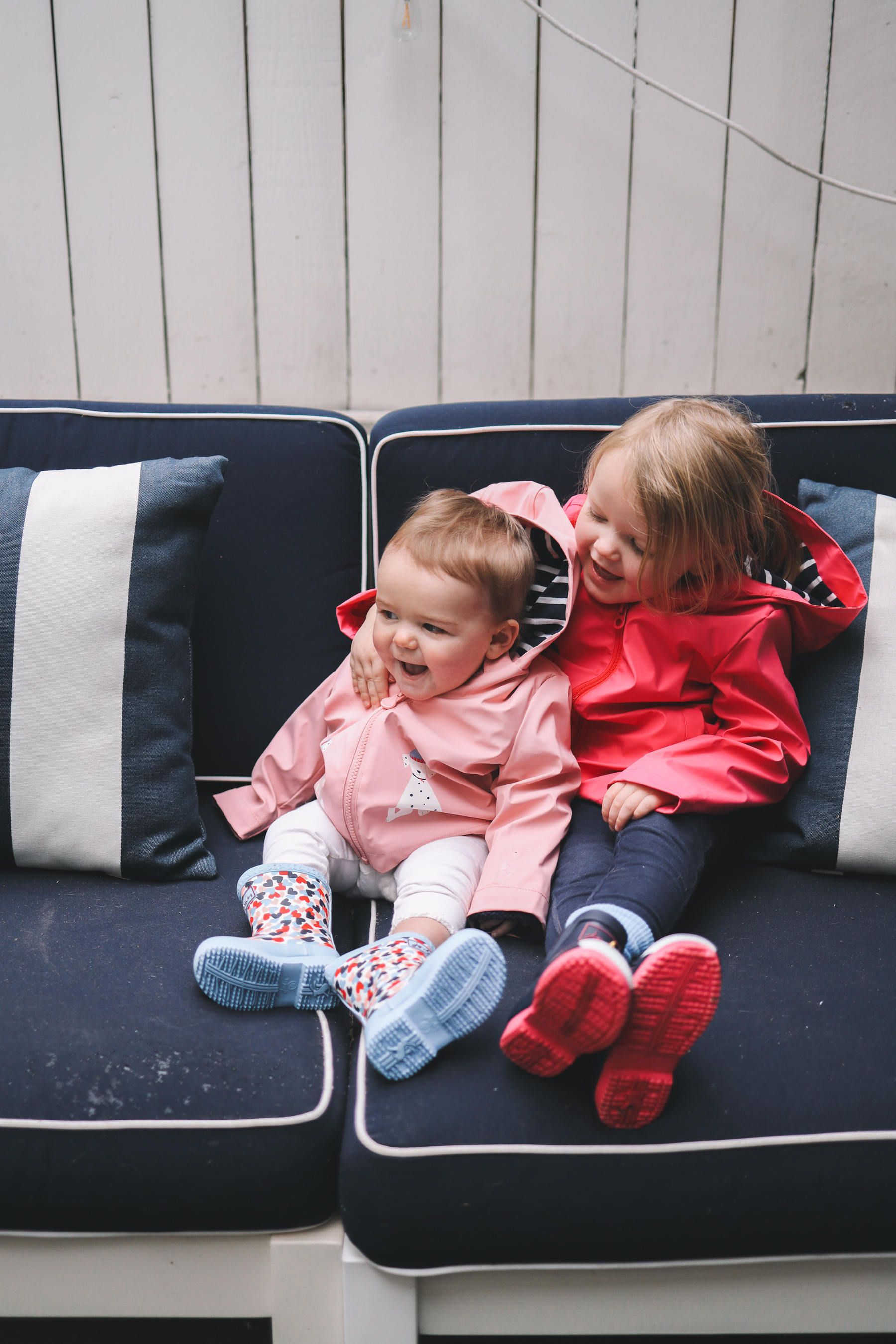 Joules' Right As Rain Collection