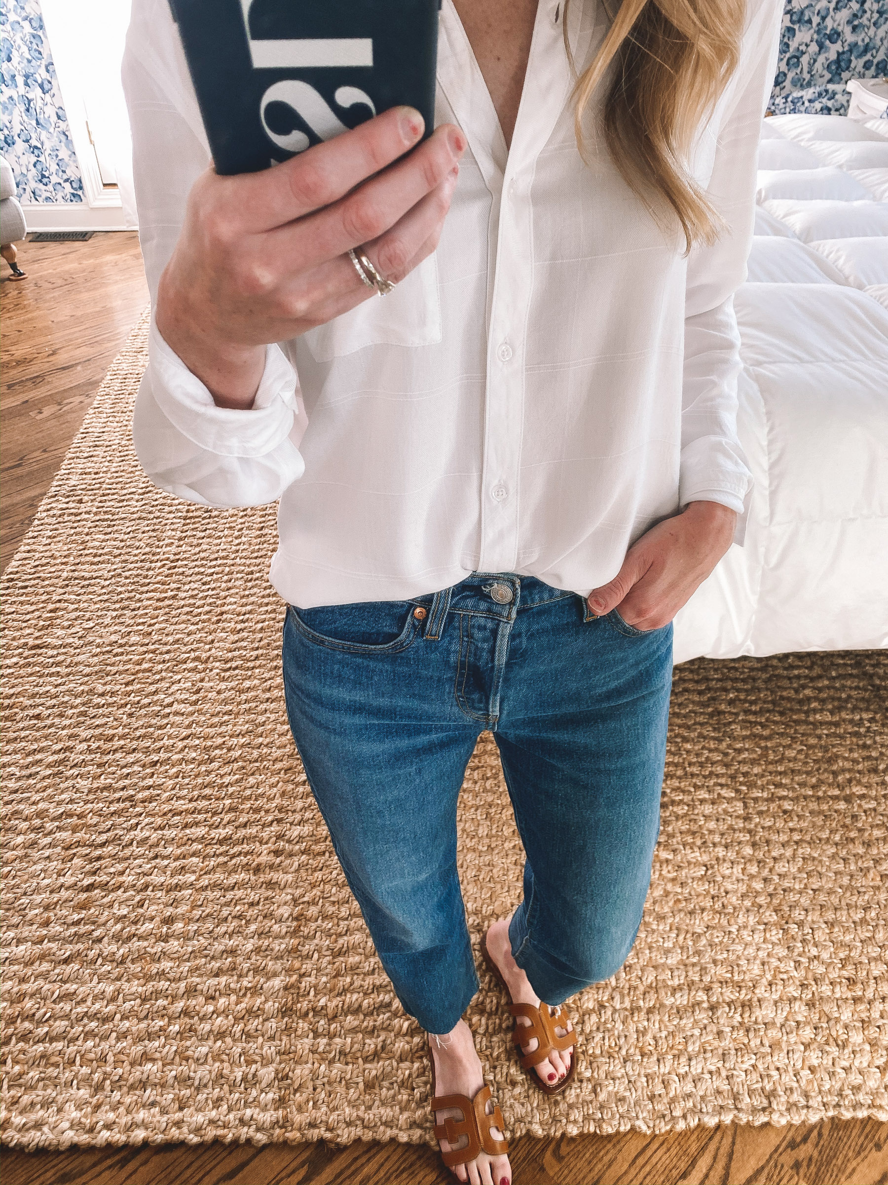 RAILS Shirt Shopbop Sale: What I Bought
