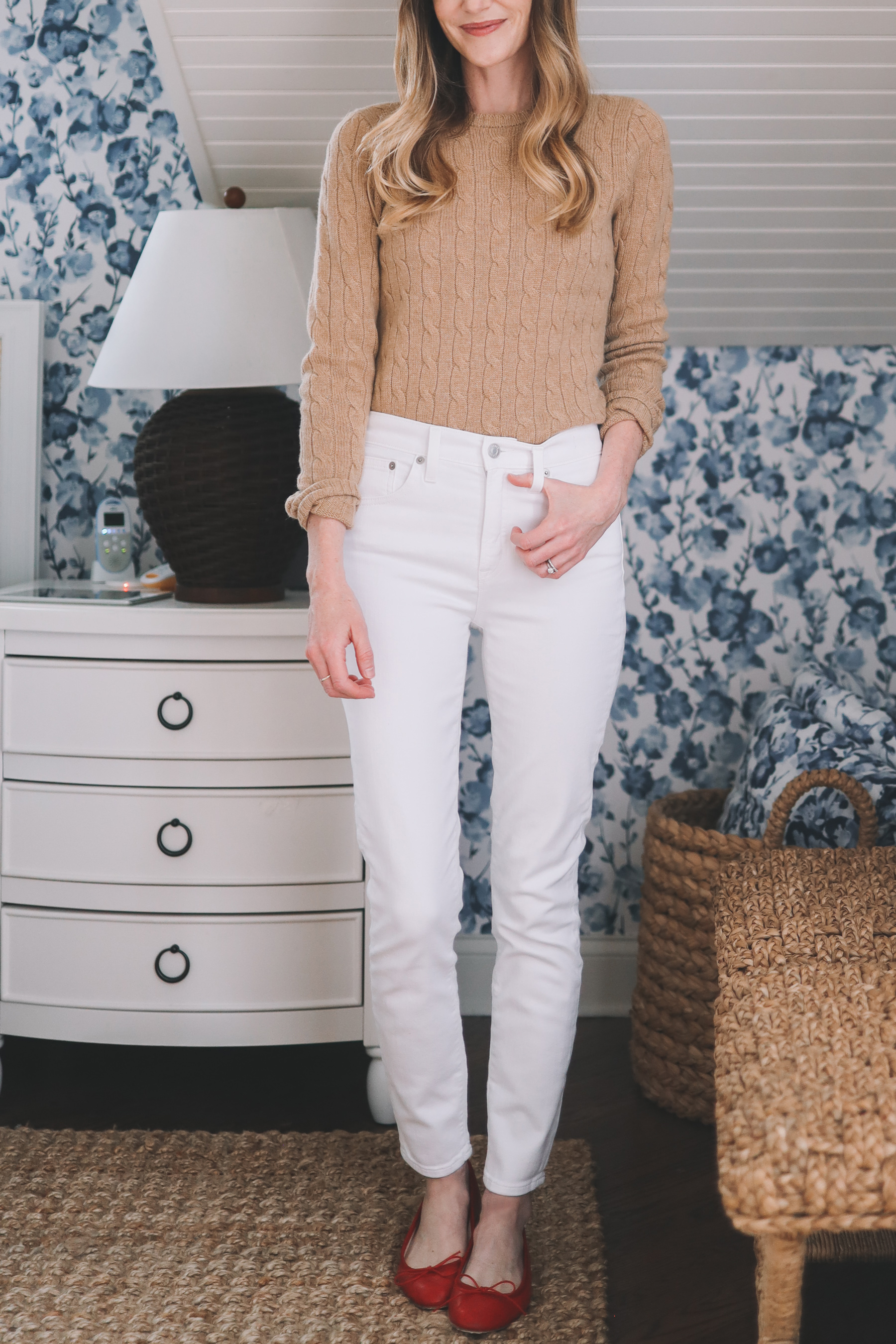 All My Favorite White Jeans