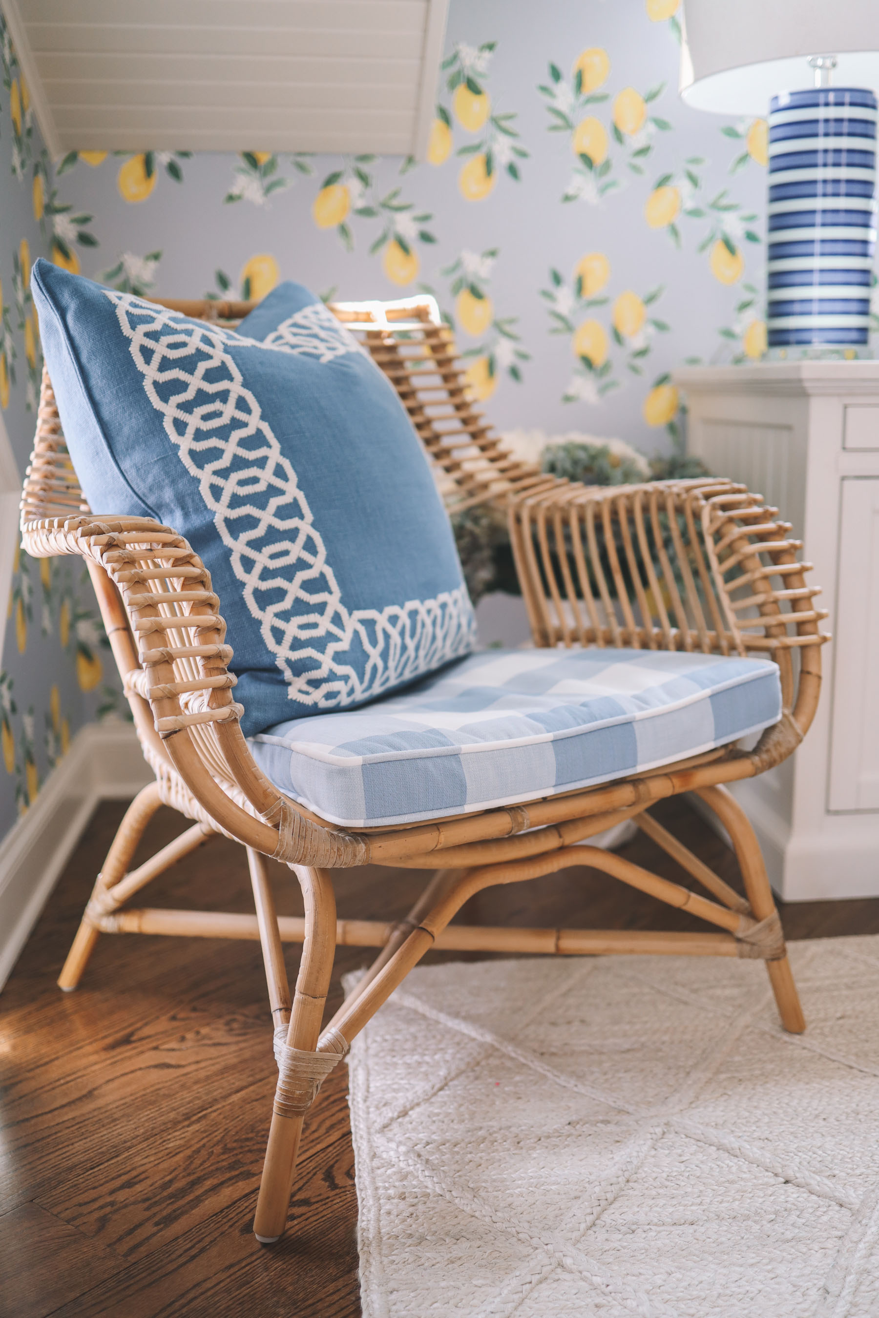 Riviera Collection | Sunwashed Riviera Chair