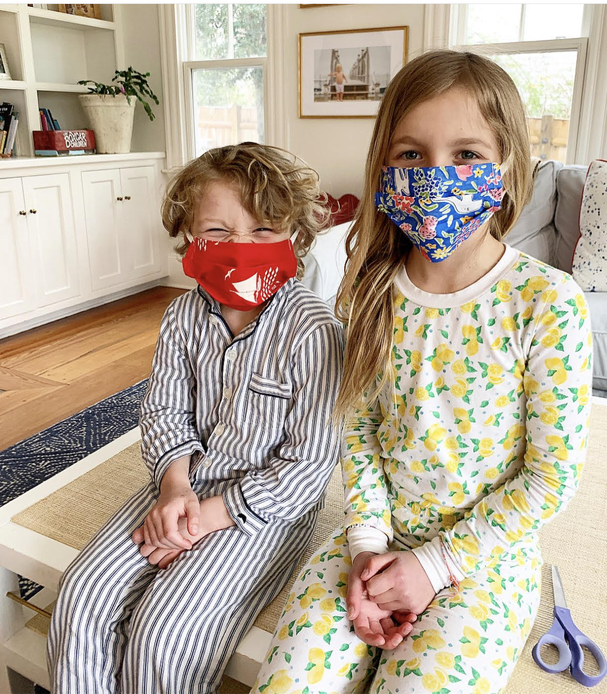 Kendal Masks Benefit Boston Childrens Hospital