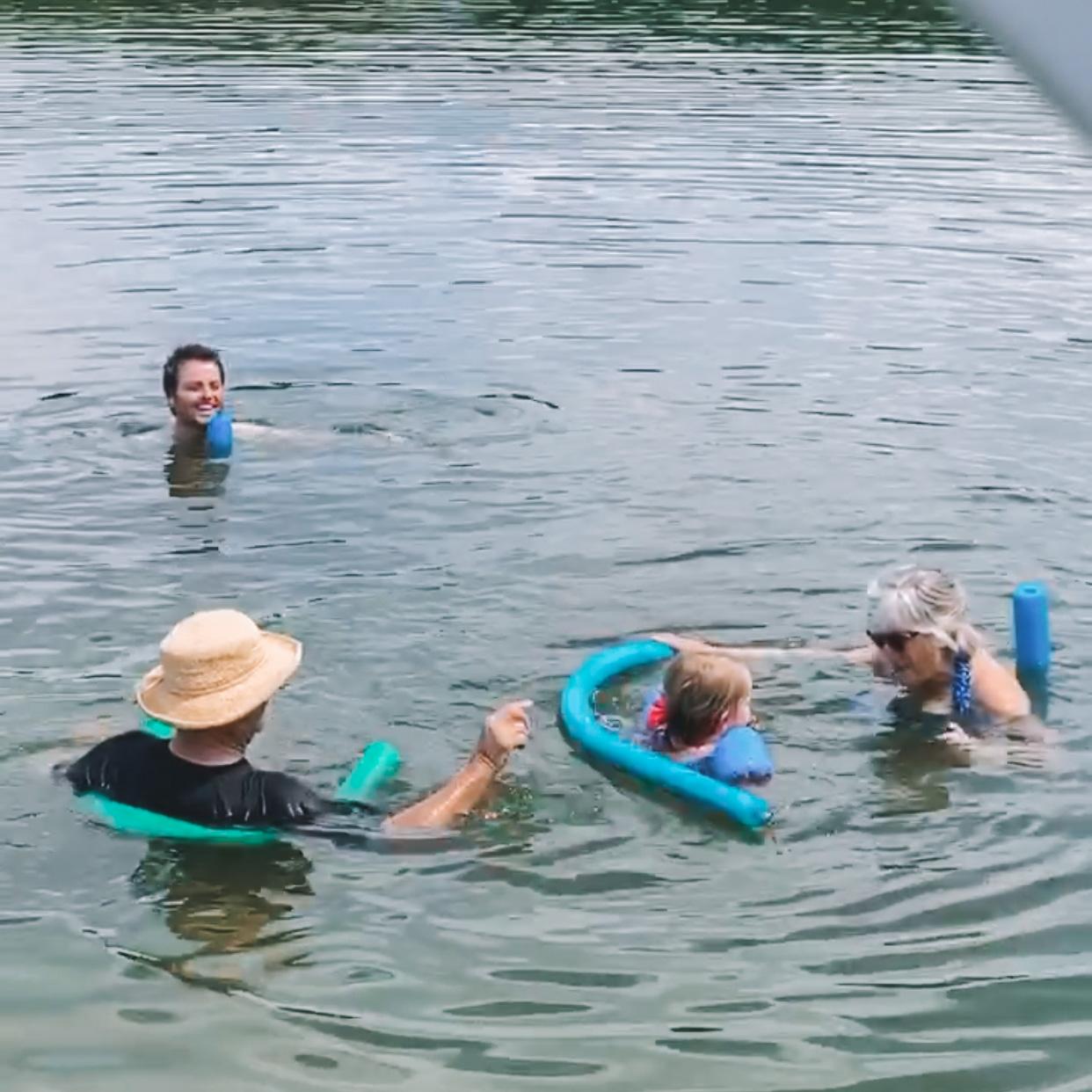 Lake House Trip