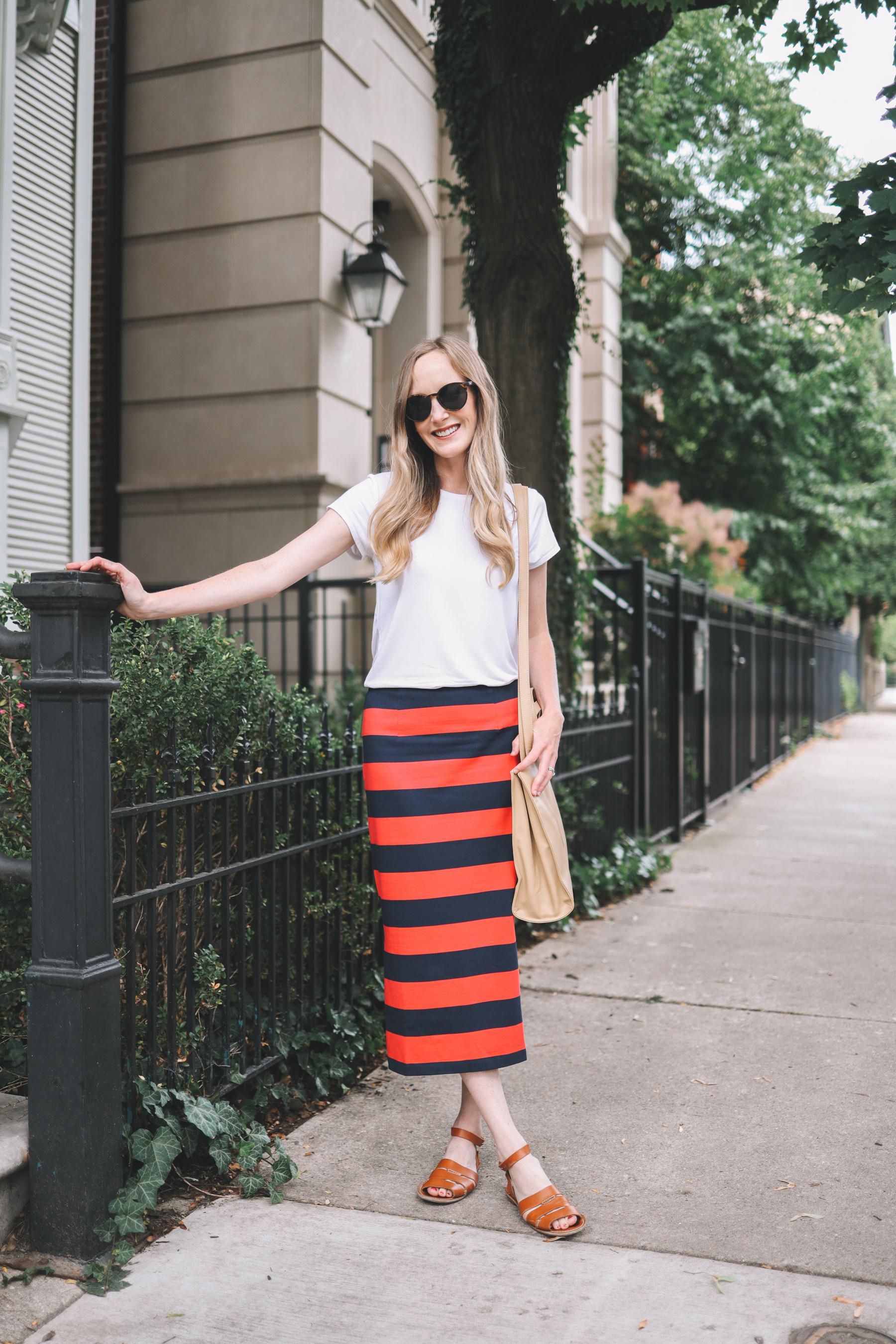 J.Crew Knit Pencil Skirt
