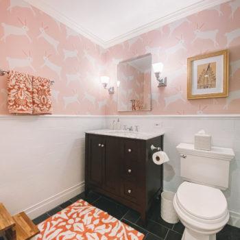 Emma's Bunny Bathroom