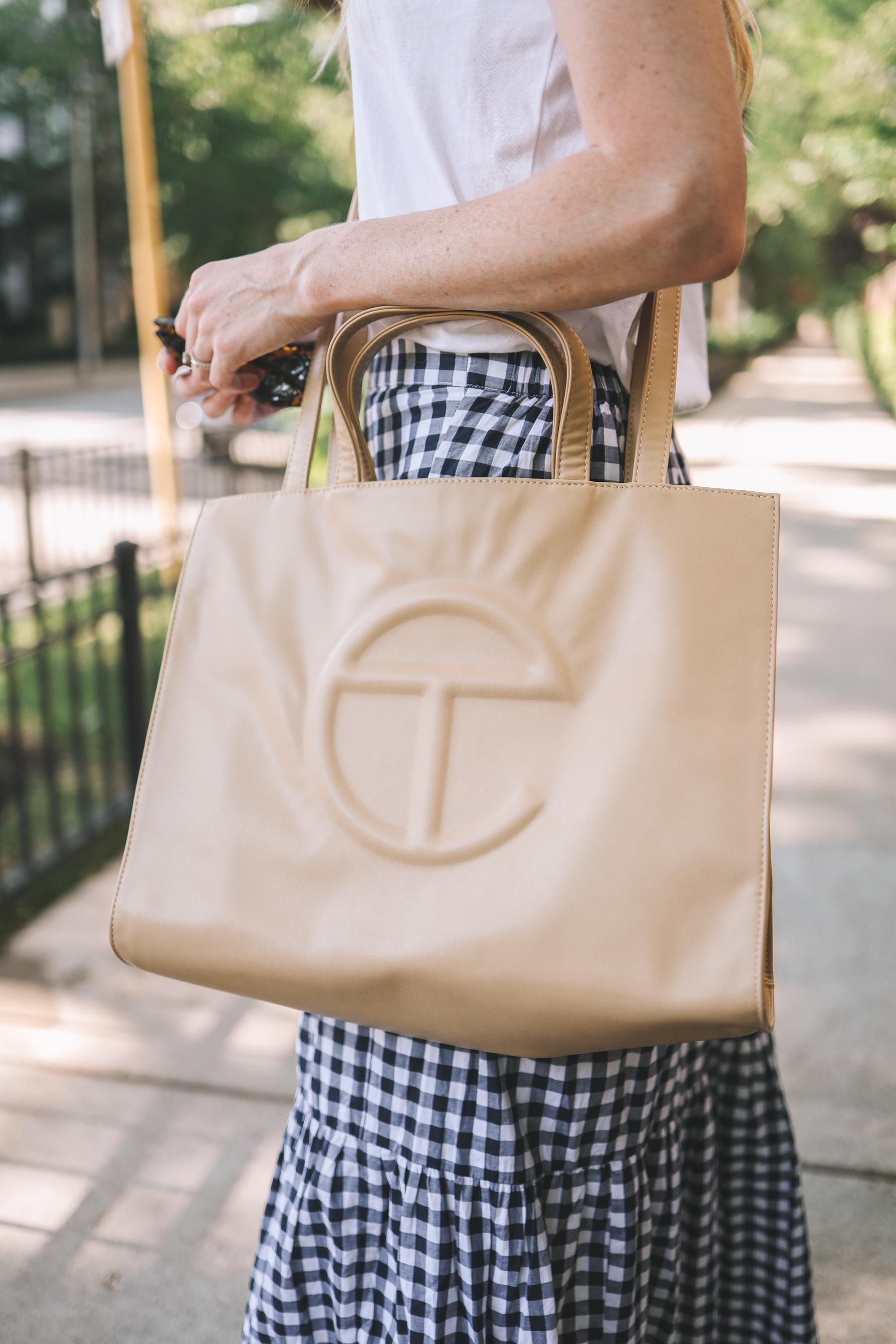 The Telfar Shopping Bag
