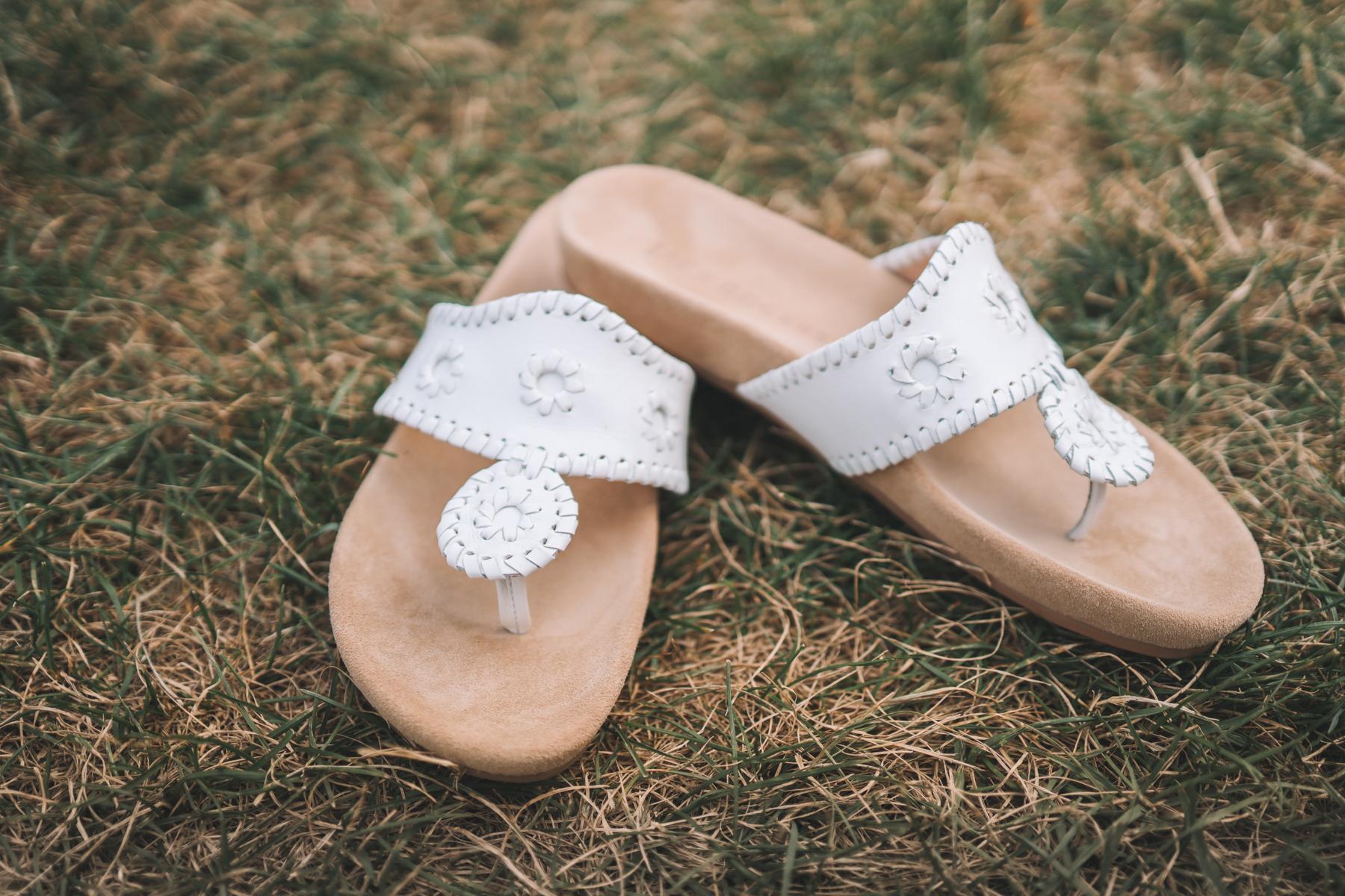 Jack Rogers Comfort Sandals