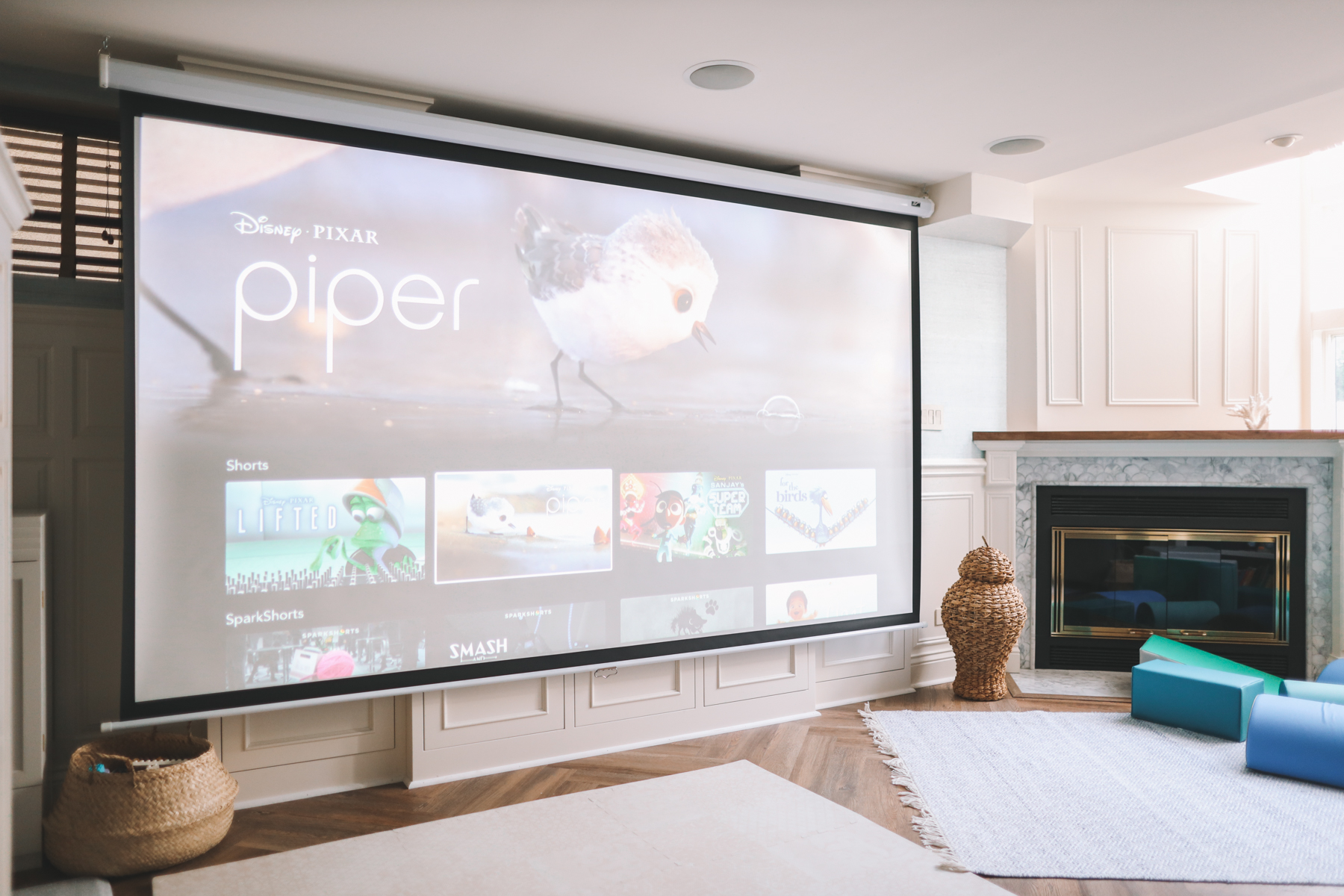 How to Set up A Home Movie Theater
