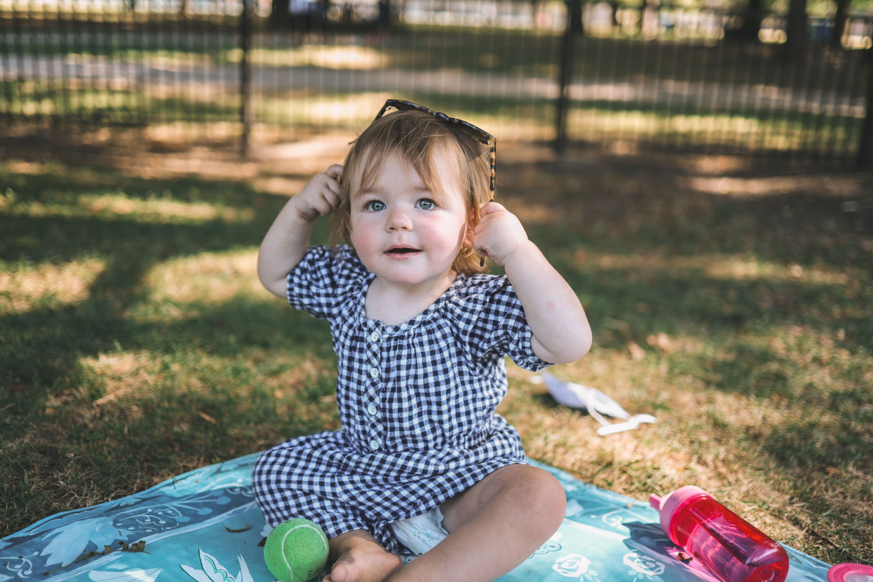 Portraits in the Park