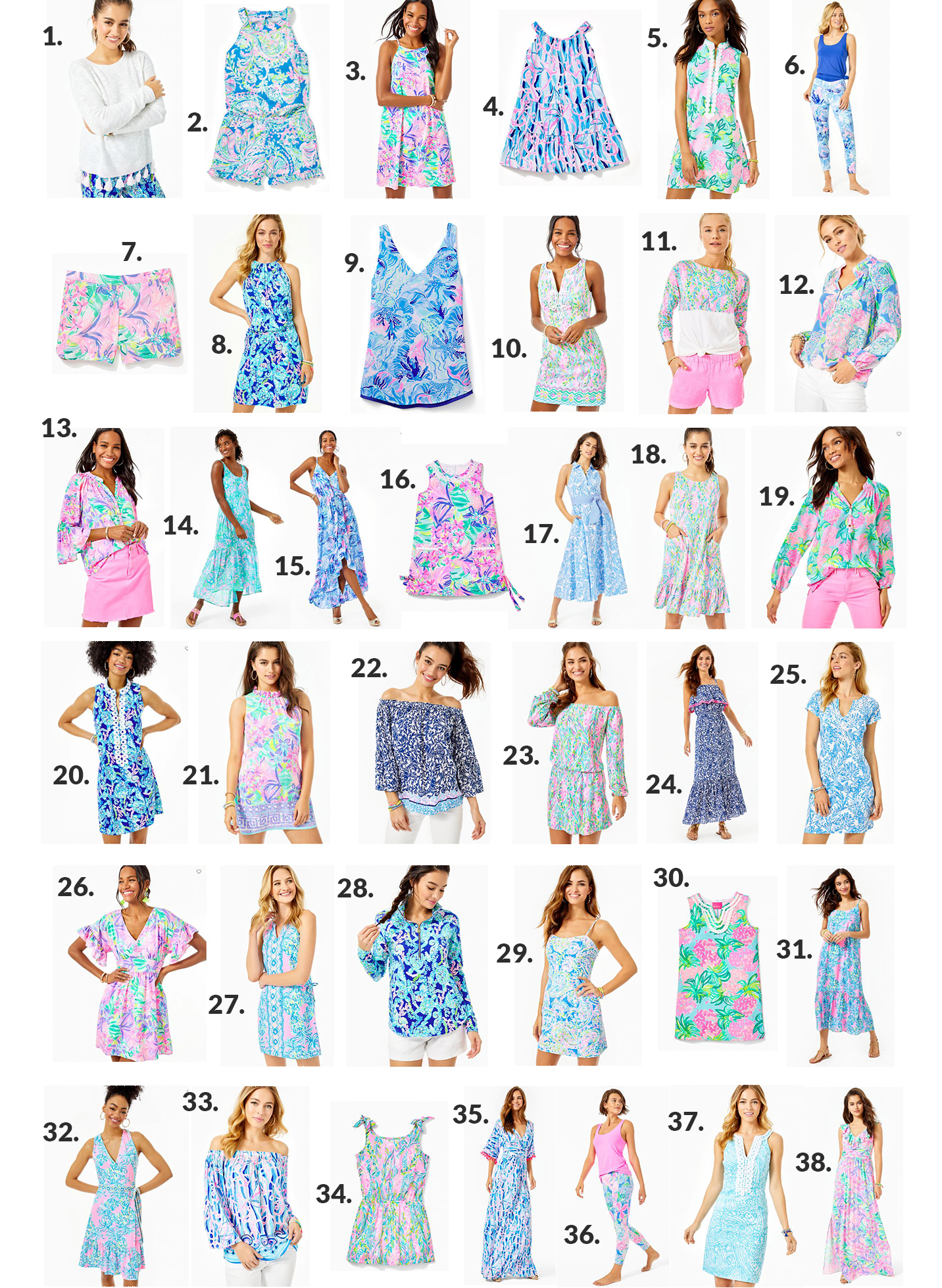 2020 Lilly Pulitzer After Party Sale