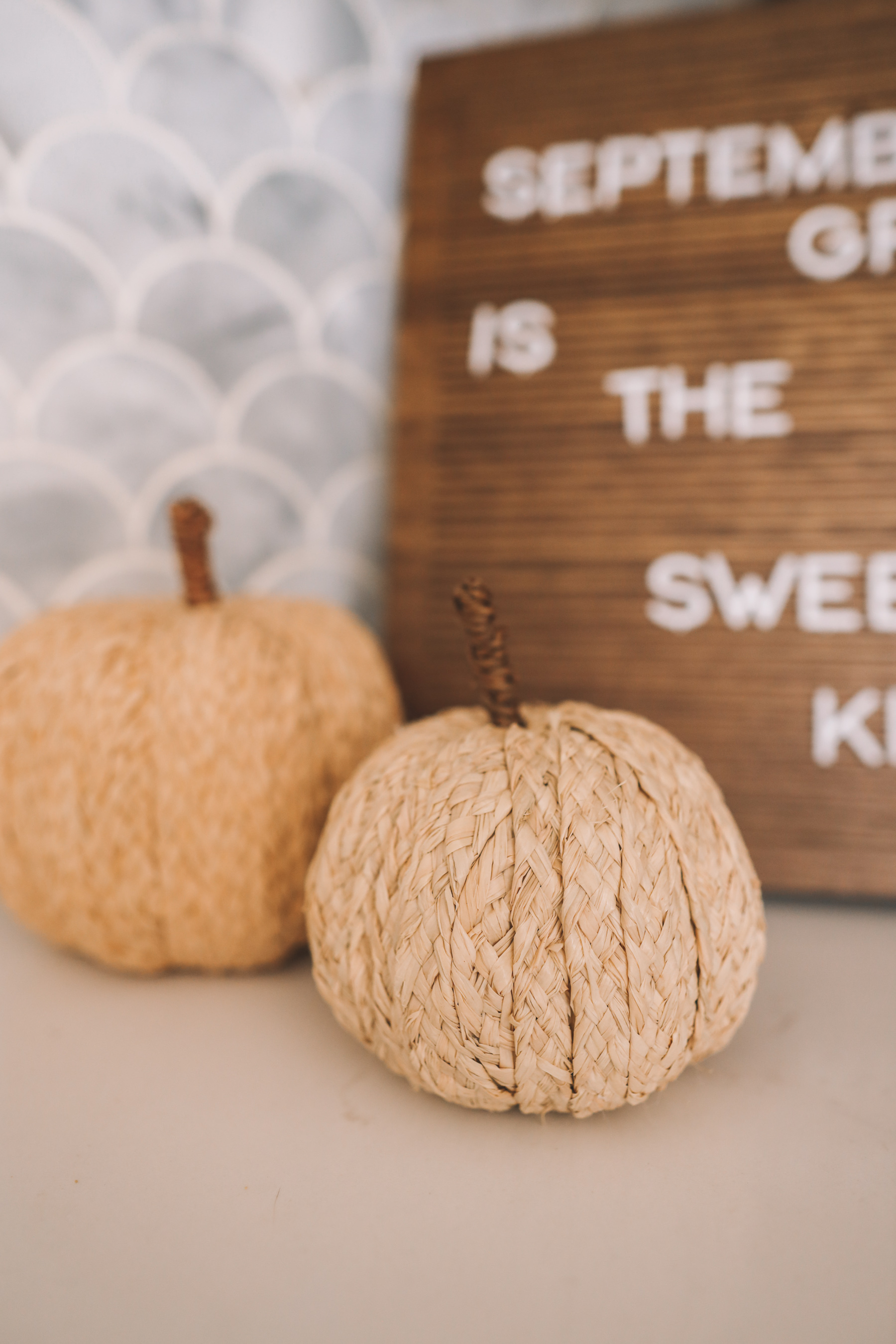 The Art of Rearranging Your Fall Decor
