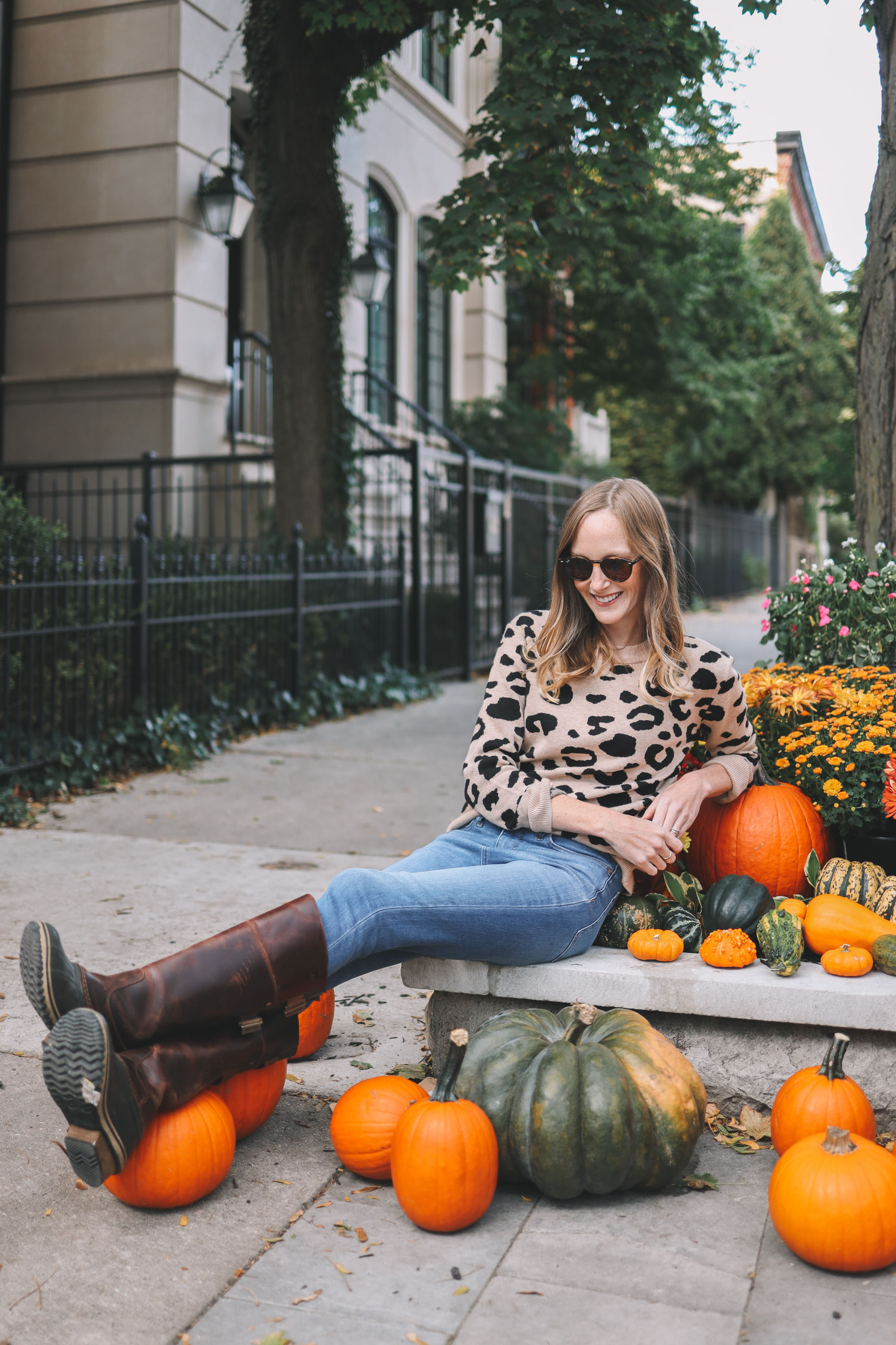 pumpkin decor