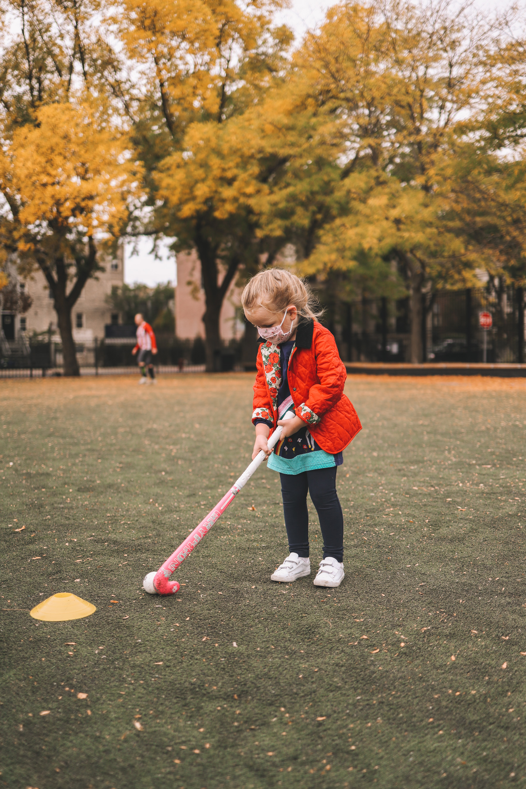 emma playing sports