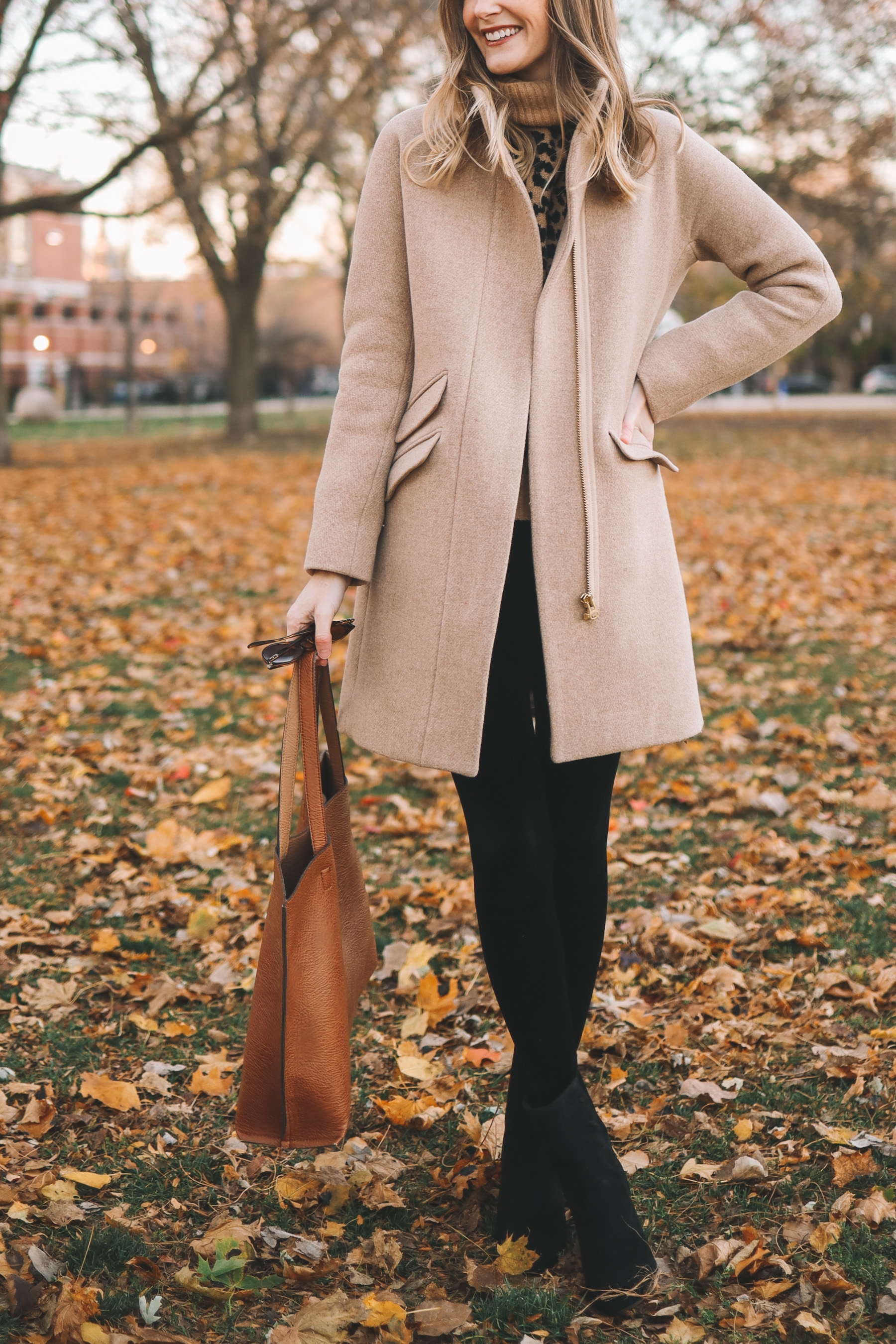 J.Crew Cocoon Coat Review