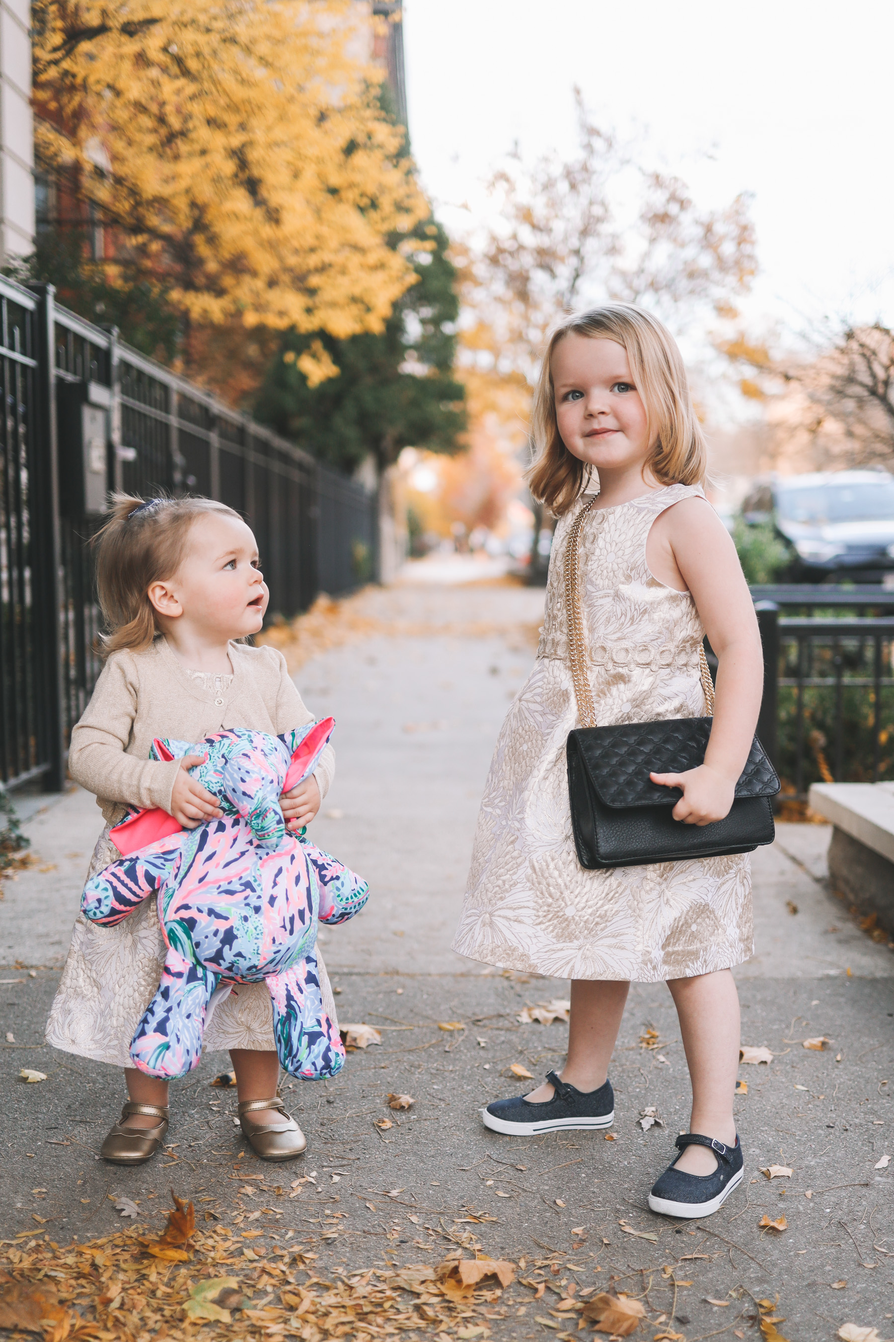 Girls' Mini Clare Holiday Dresses