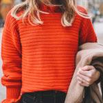 Ruffleneck Sweater