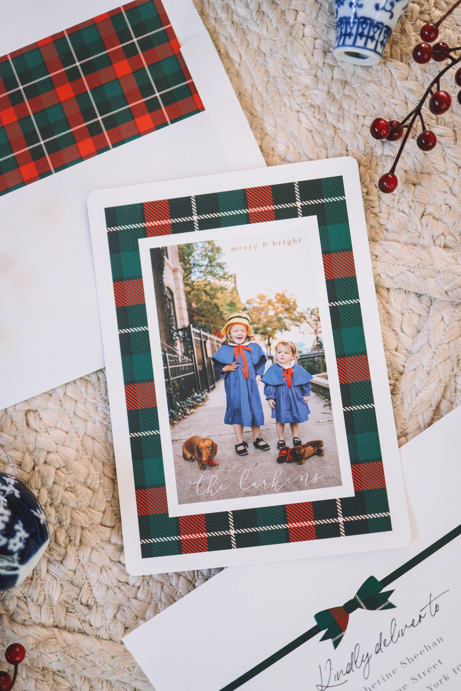 minted customized cards