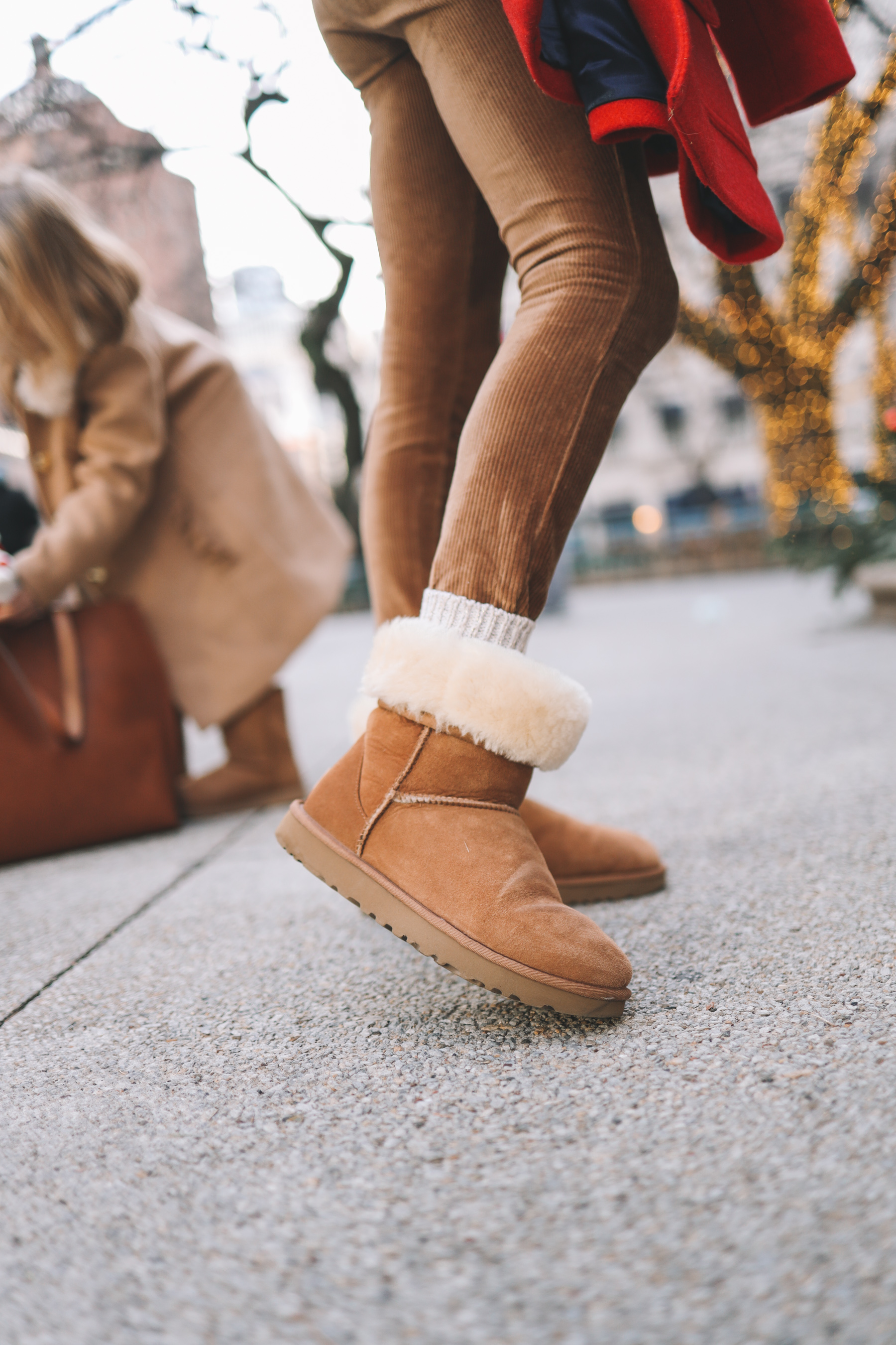 The Larkin Girls' Favorite Uggs