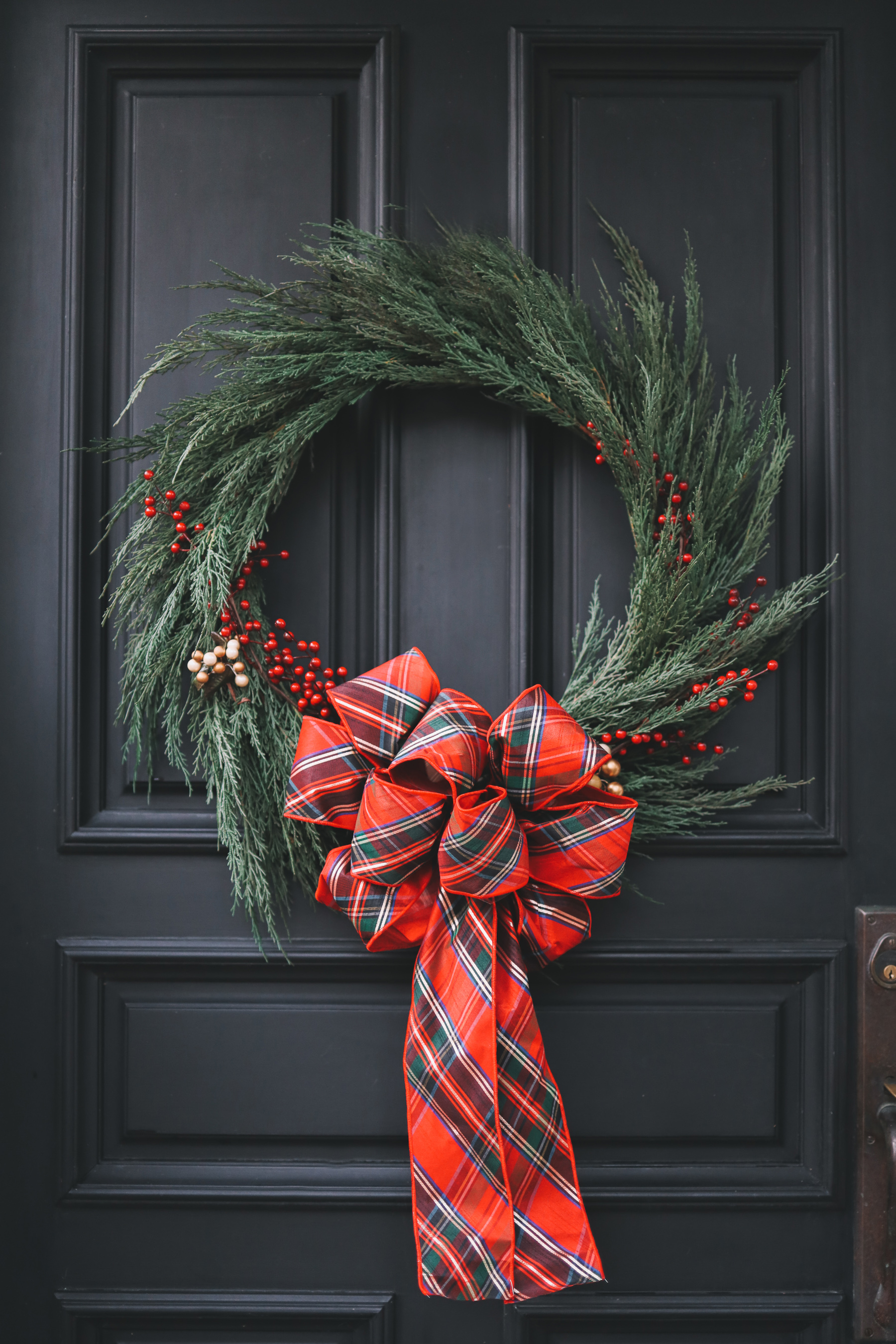 Holiday Wreath-Making with talbots