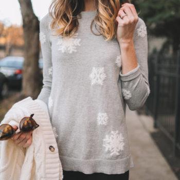 ❄️ Snowflake Sweater ❄️