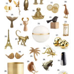 Wooden and Brass Animal Gifts