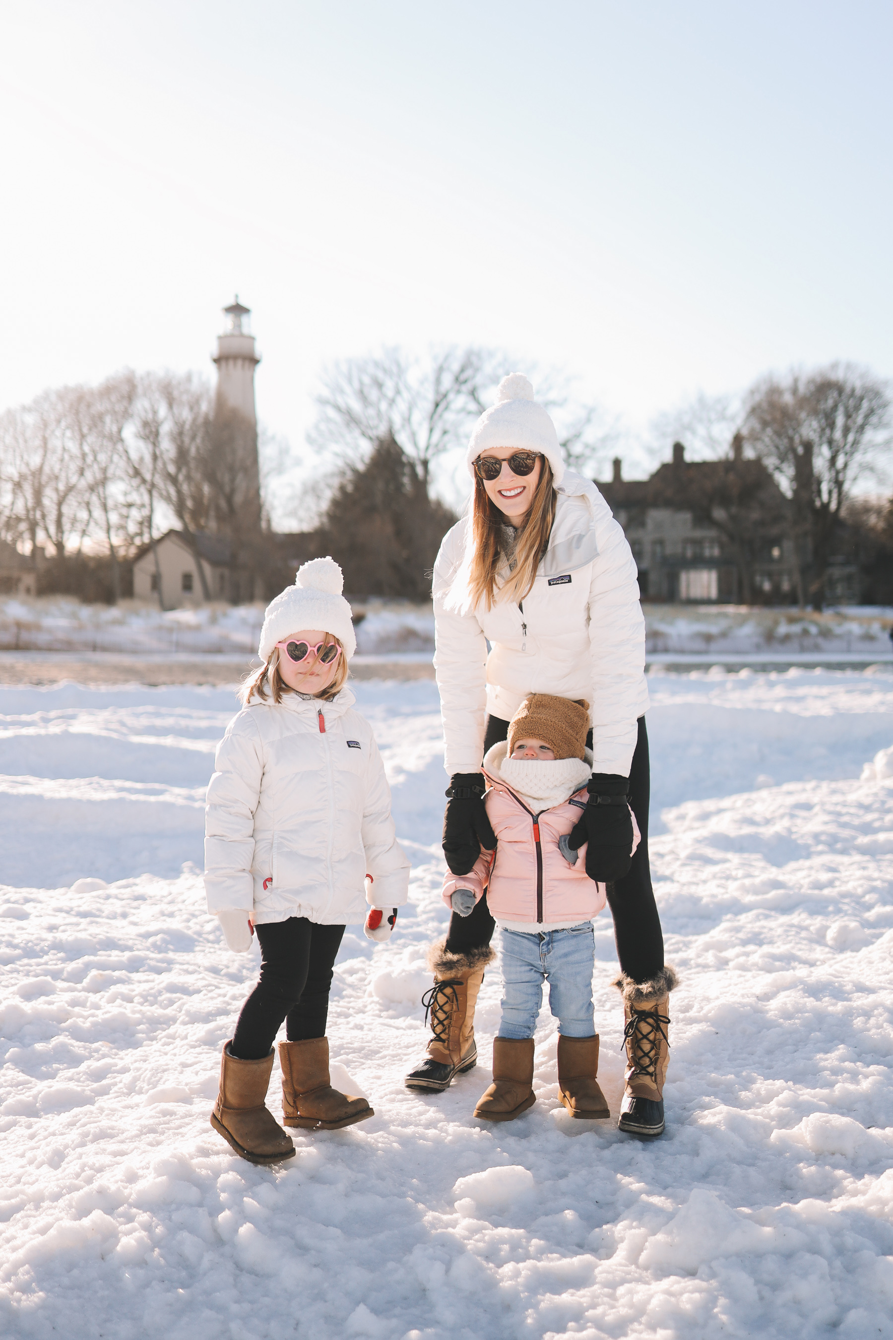 patagonia kids winter gear