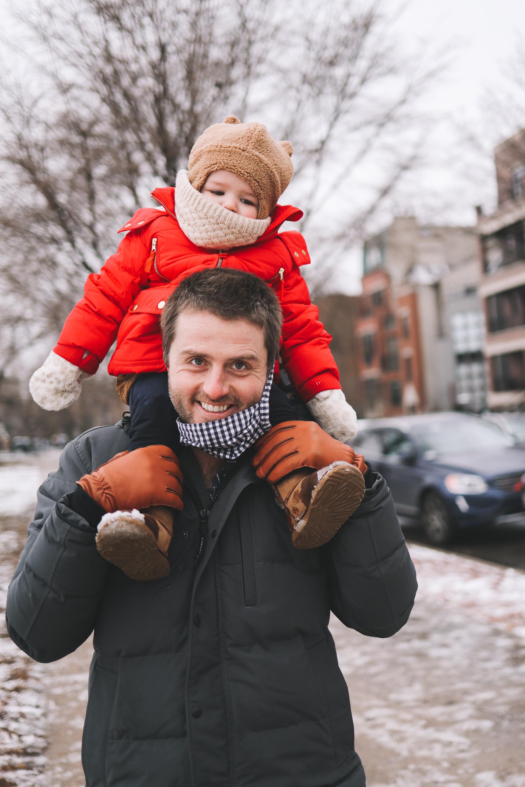 toddler winter gear