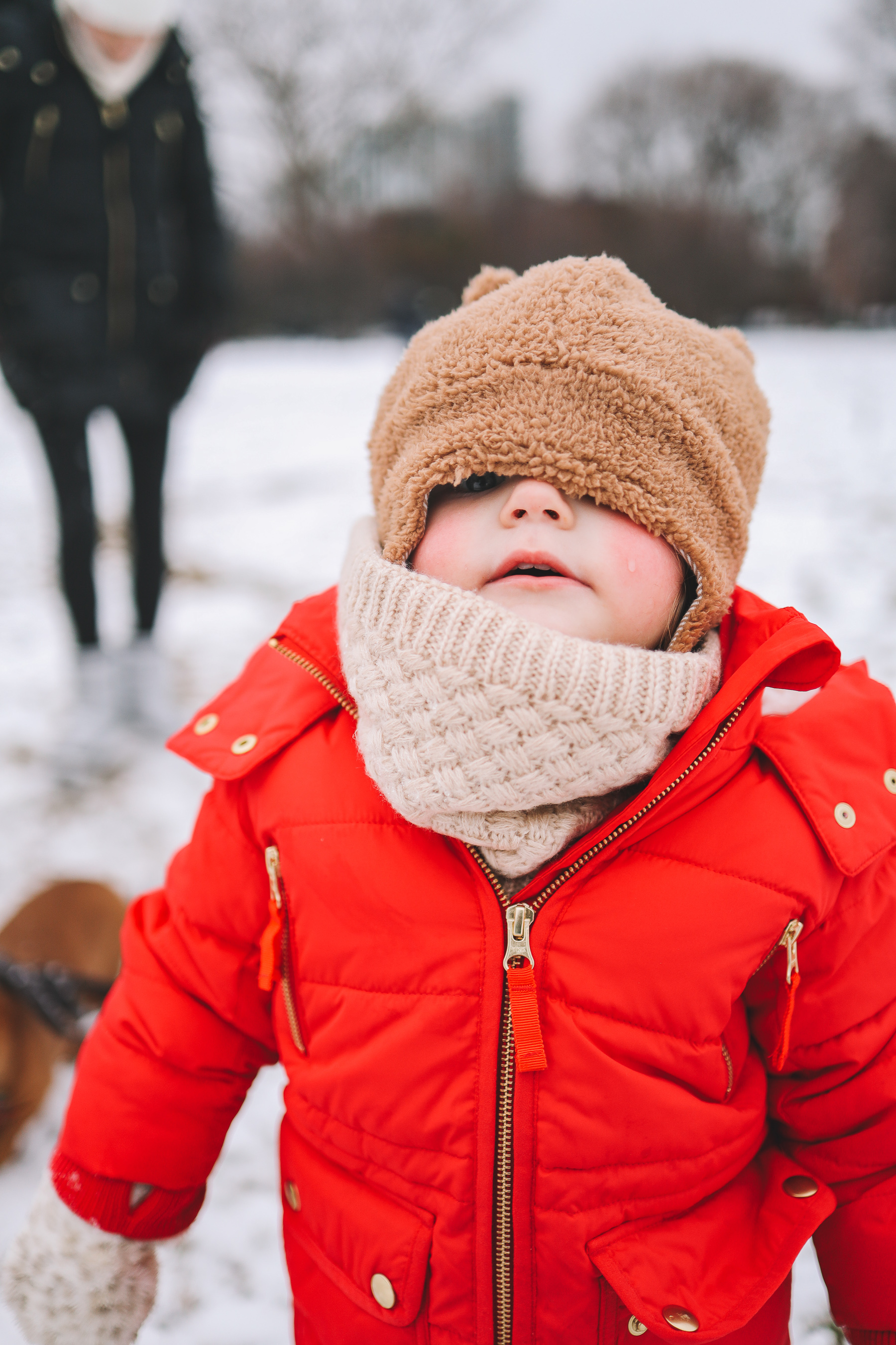 toddler snow outfit ideas