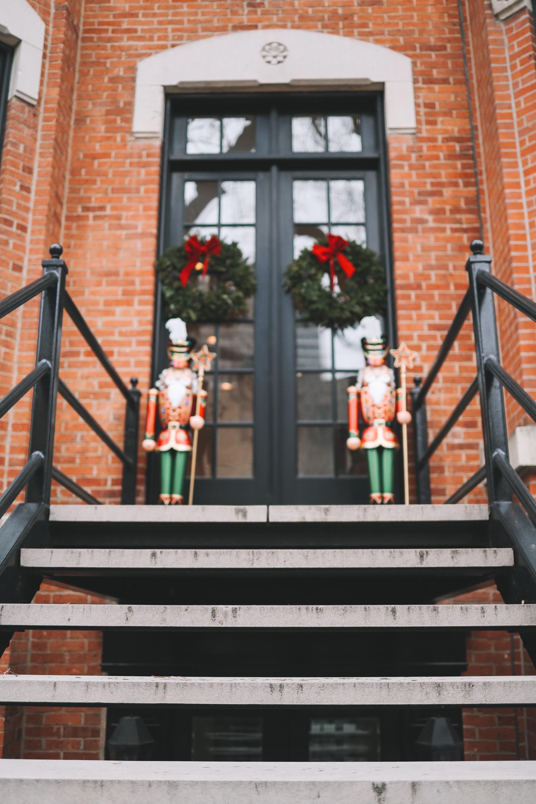 A Walk Through Lincoln Park Vol 3 | stairs