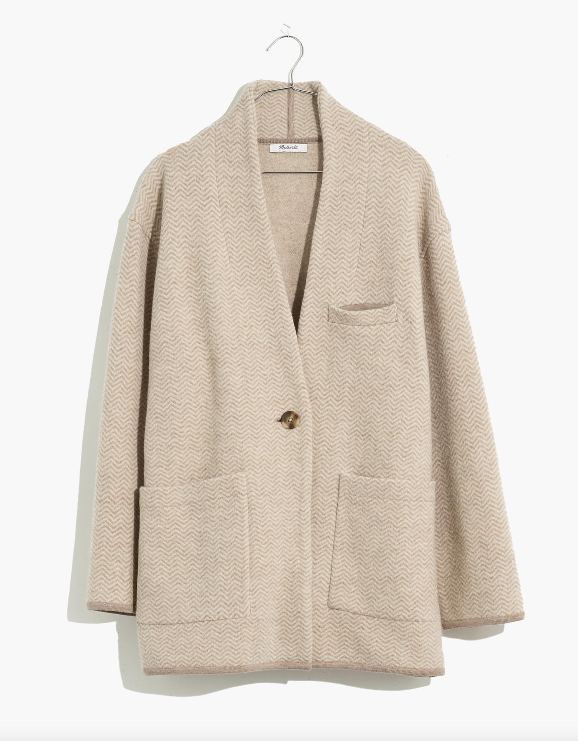 Recent Finds, 1/8 The Madewell herringbone coat