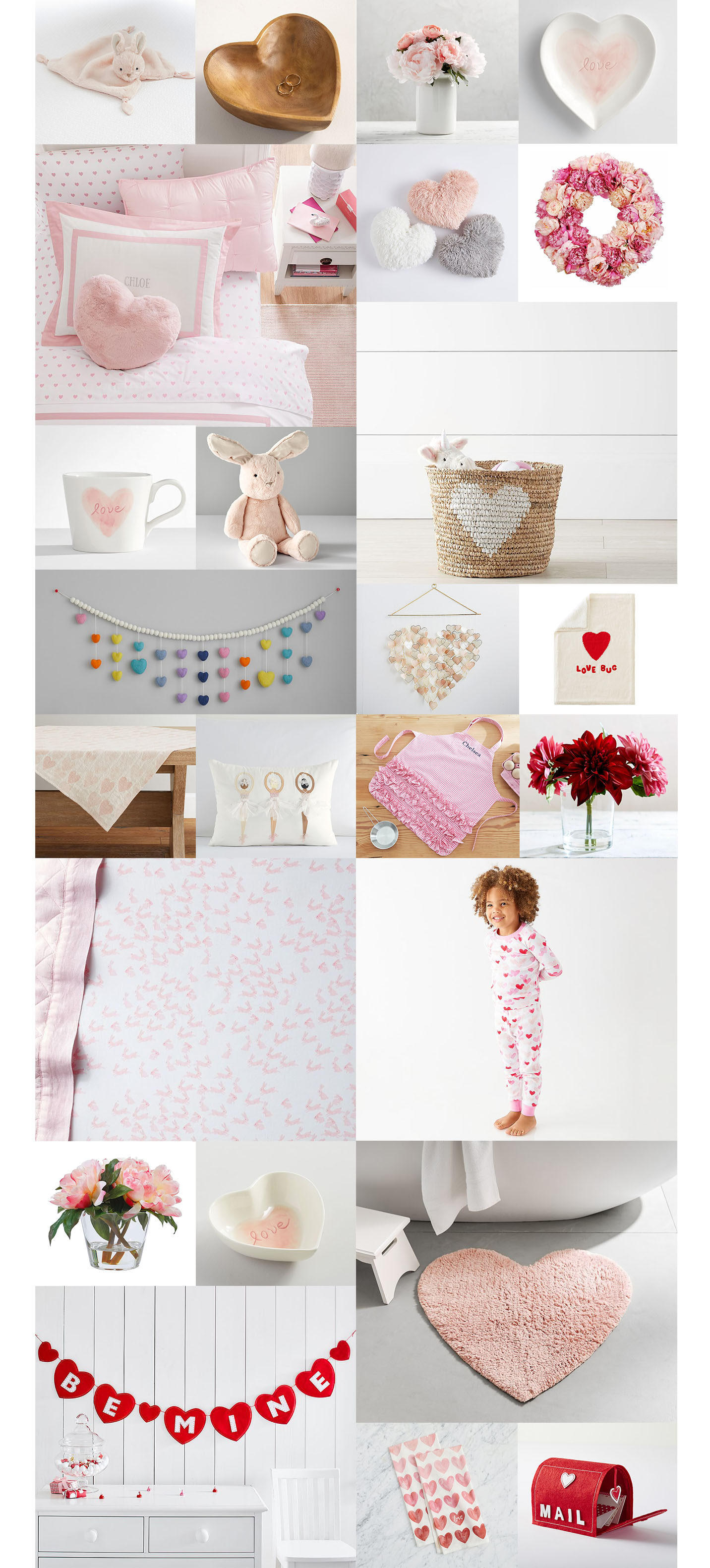 PB Valentine's Day Decor Finds
