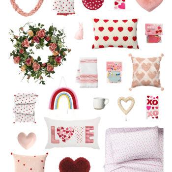 Target Valentine's Day Decor Finds