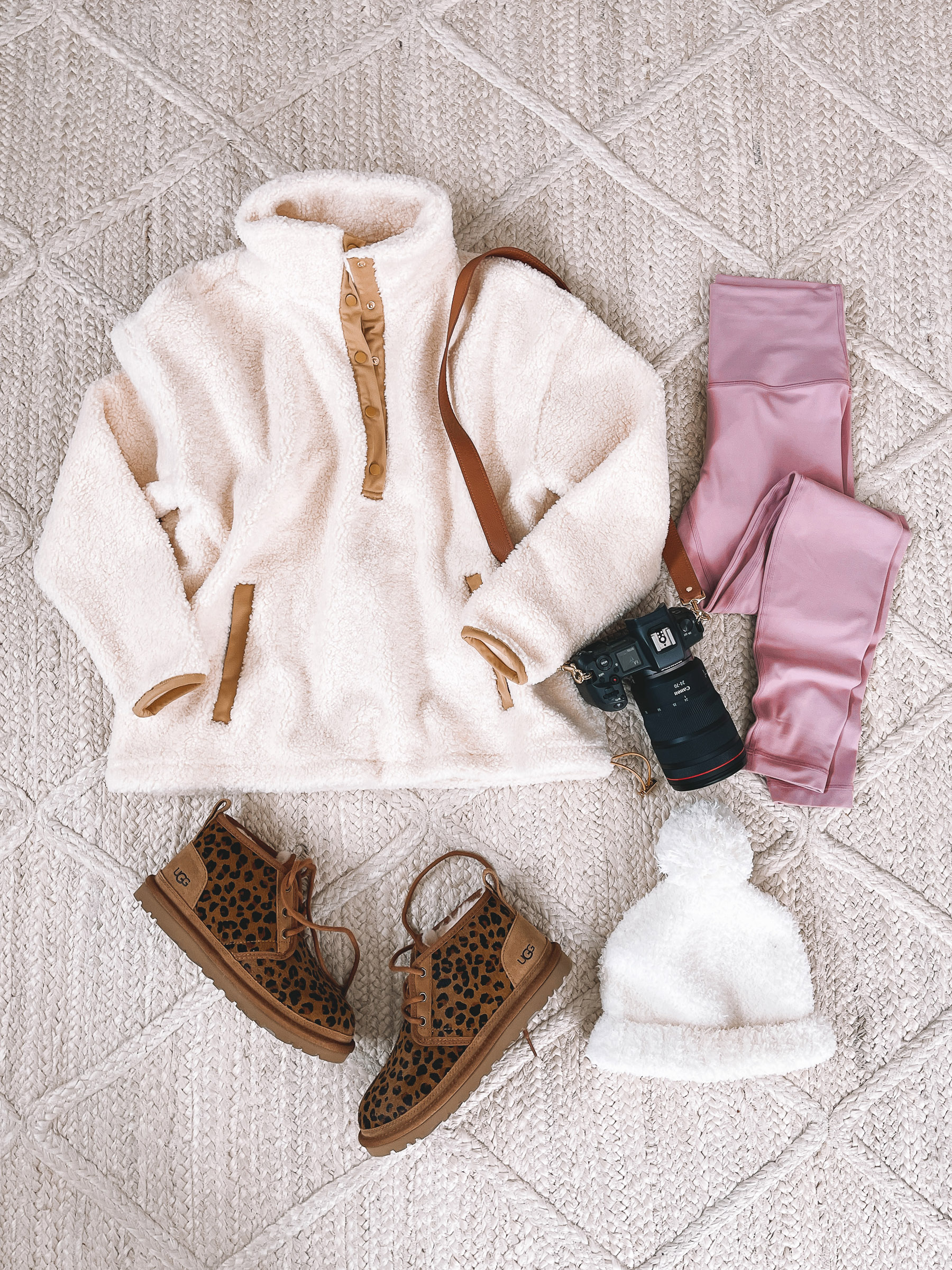 One/Third Fleece   10 Preppy Valentines Day Outfits
