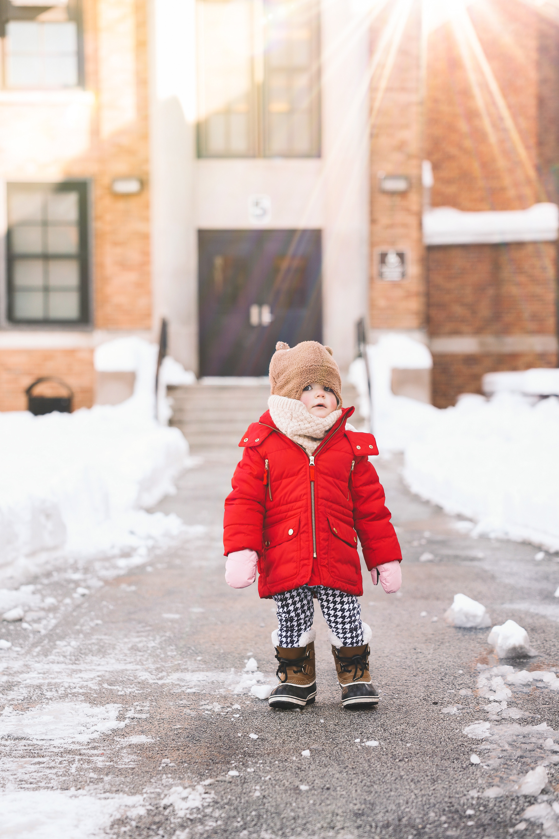 Toddler Sorels