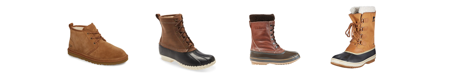Mens winter boots for Extreme Cold